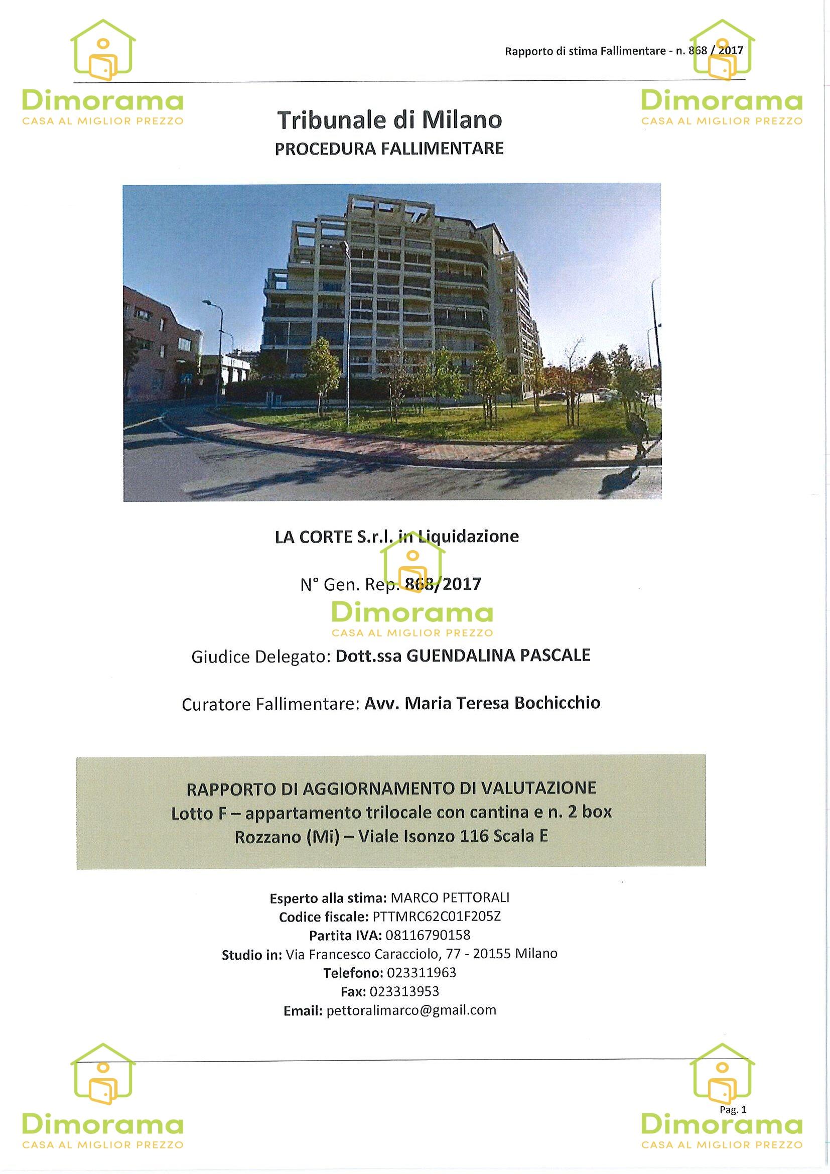 Appartamento in vendita Rif. 10411195