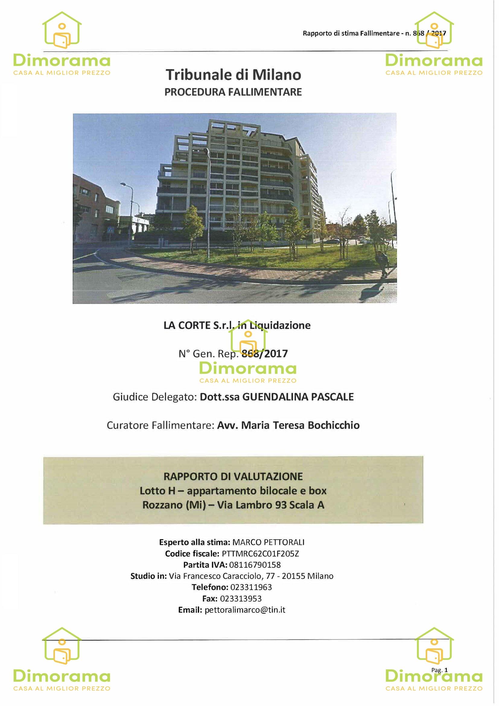Appartamento in vendita Rif. 10411198