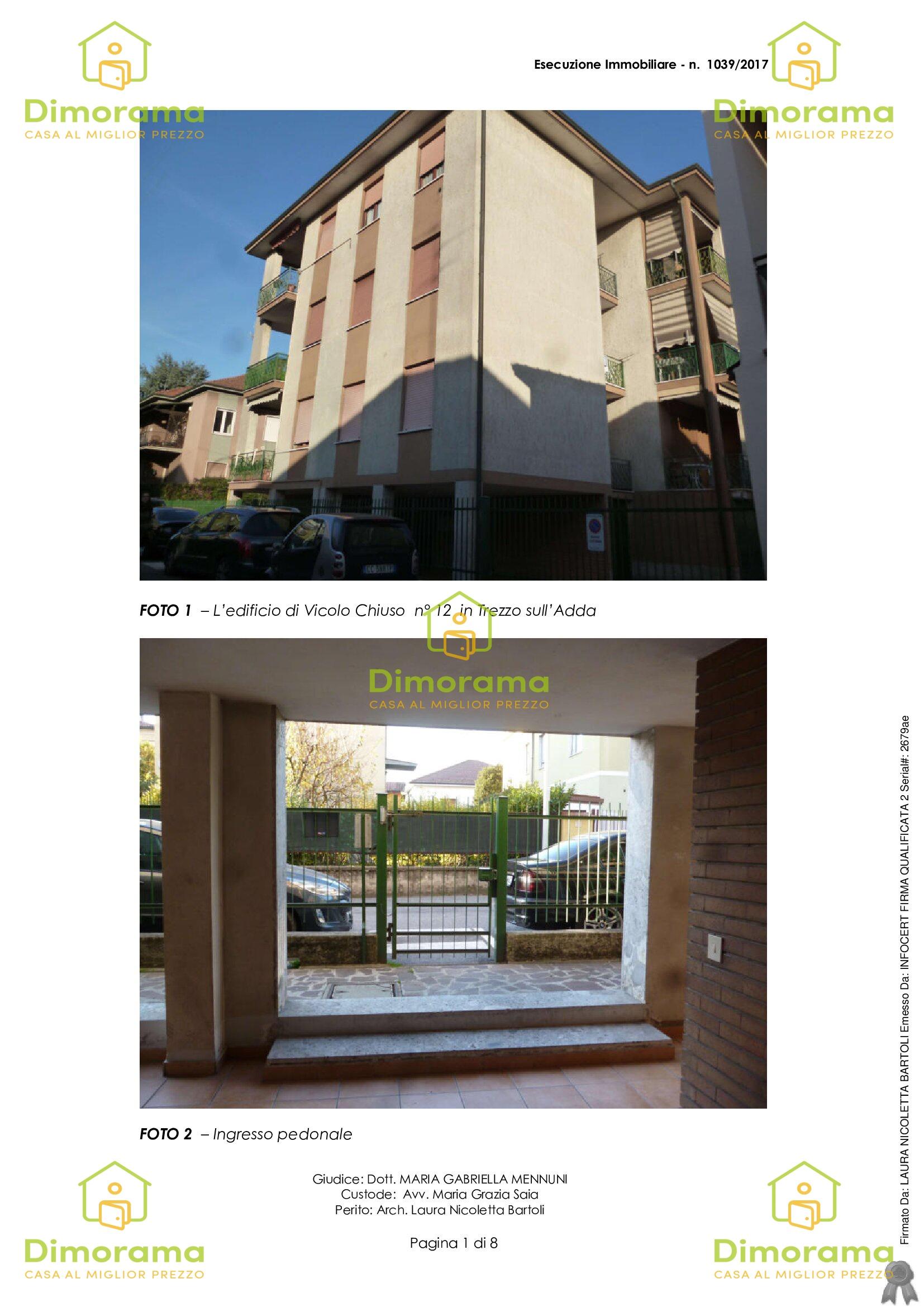 Appartamento in vendita Rif. 10176536