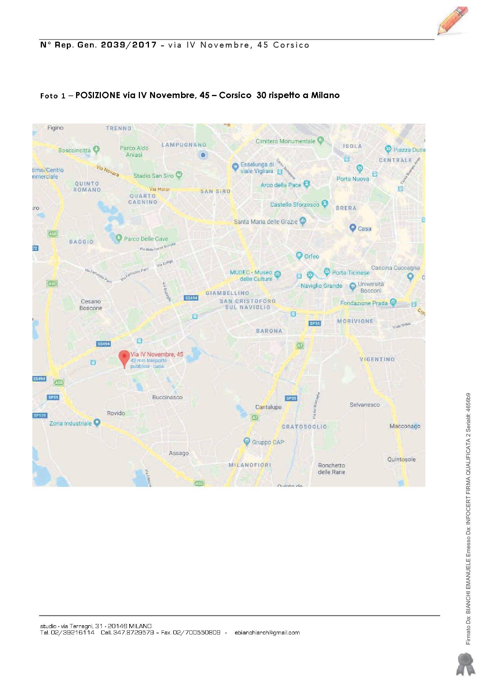 Appartamento in vendita Rif. 9538072