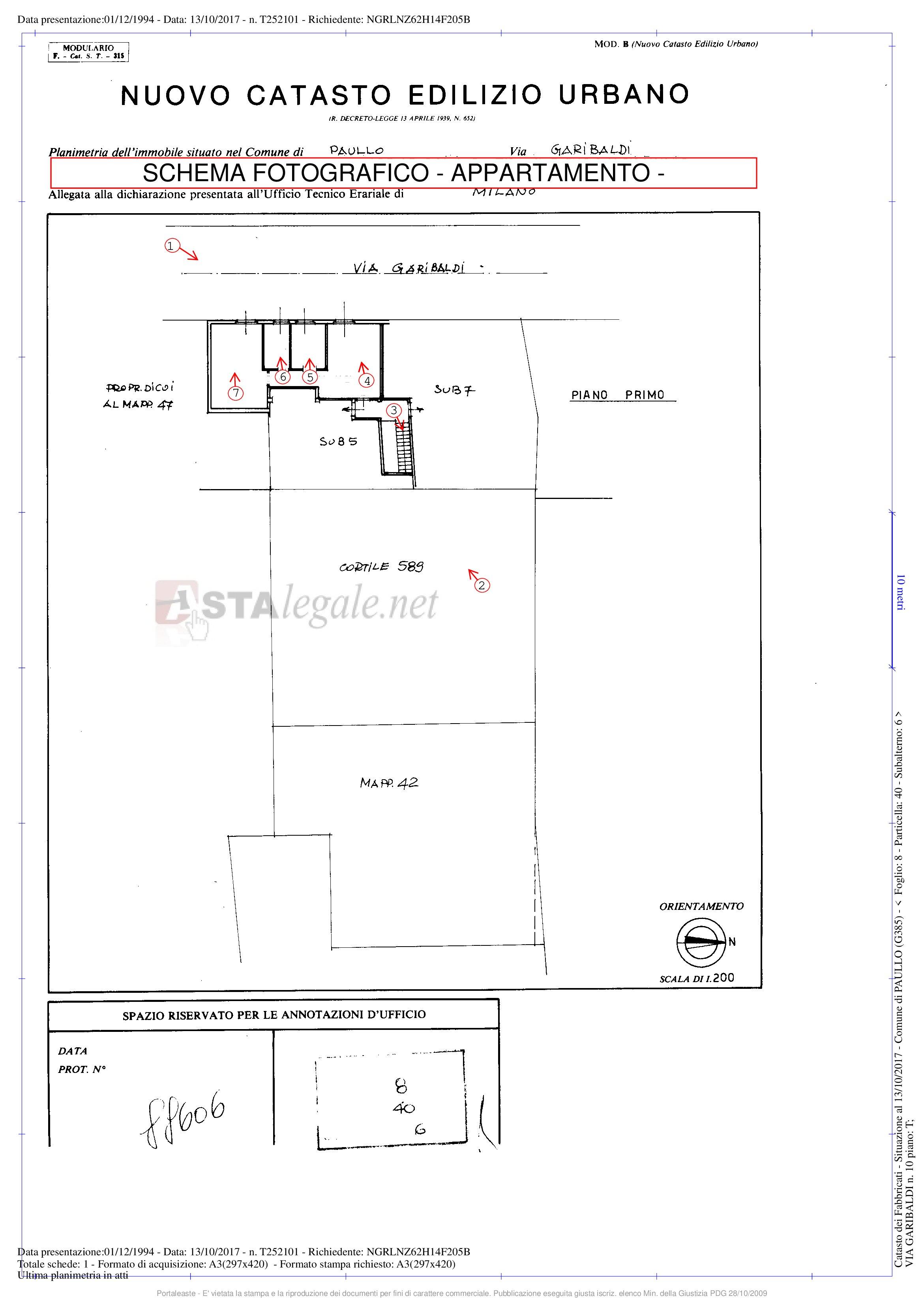 Appartamento in vendita Rif. 7130784