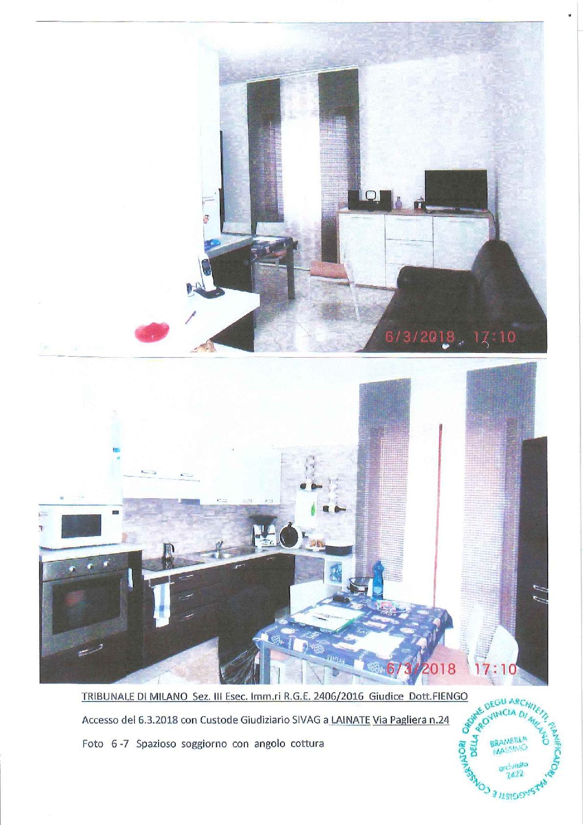 Appartamento in vendita Rif. 9636438