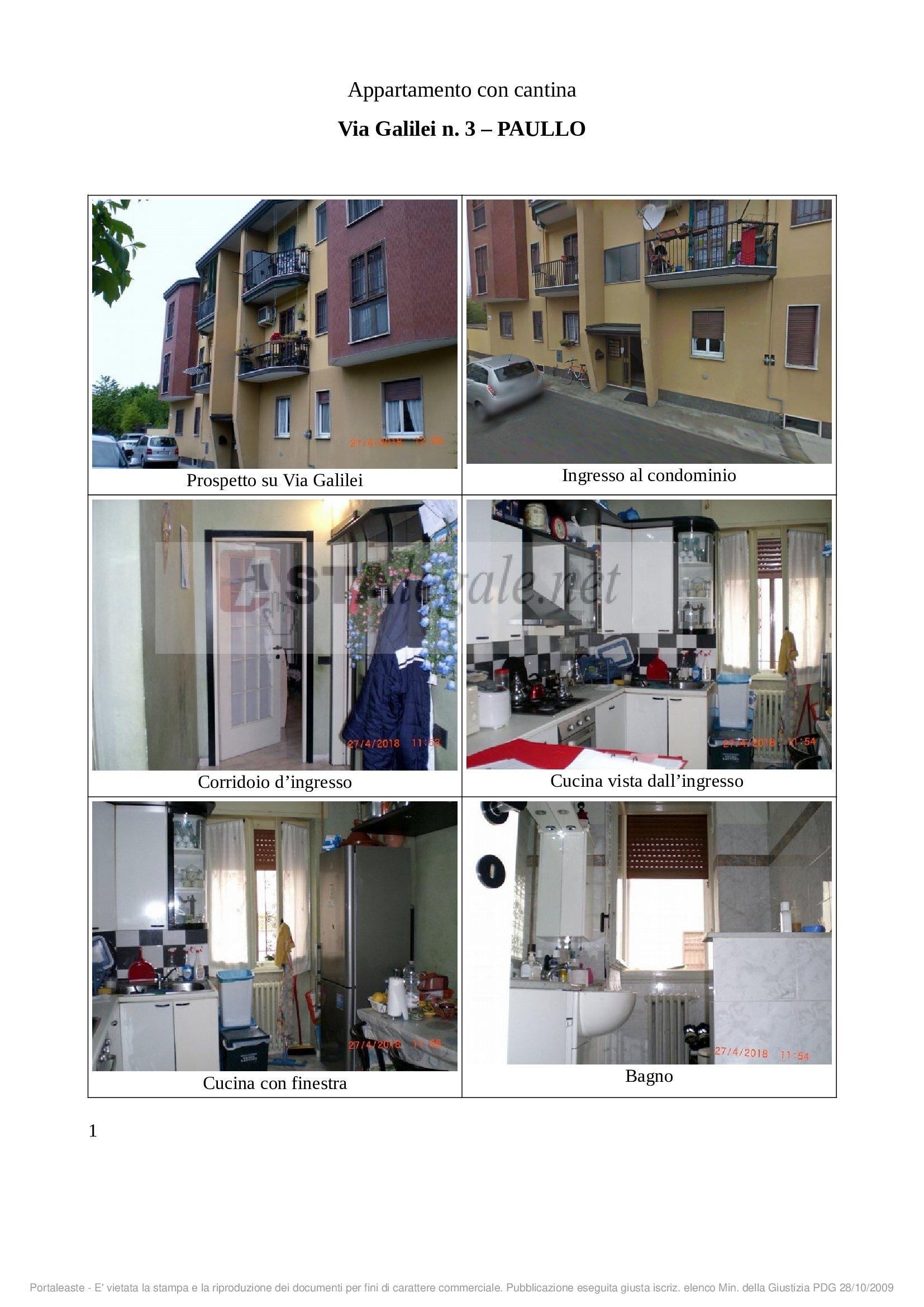 Appartamento in vendita Rif. 7649382