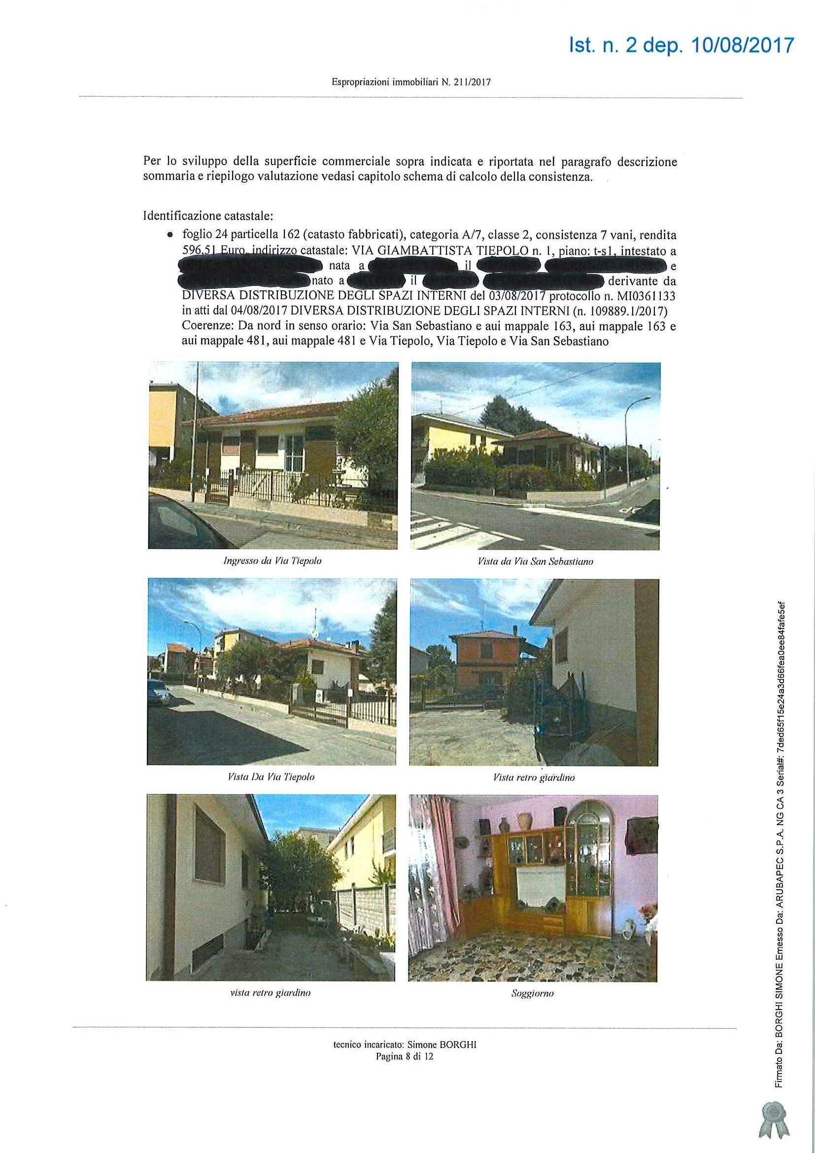 Appartamento in vendita Rif. 10372000