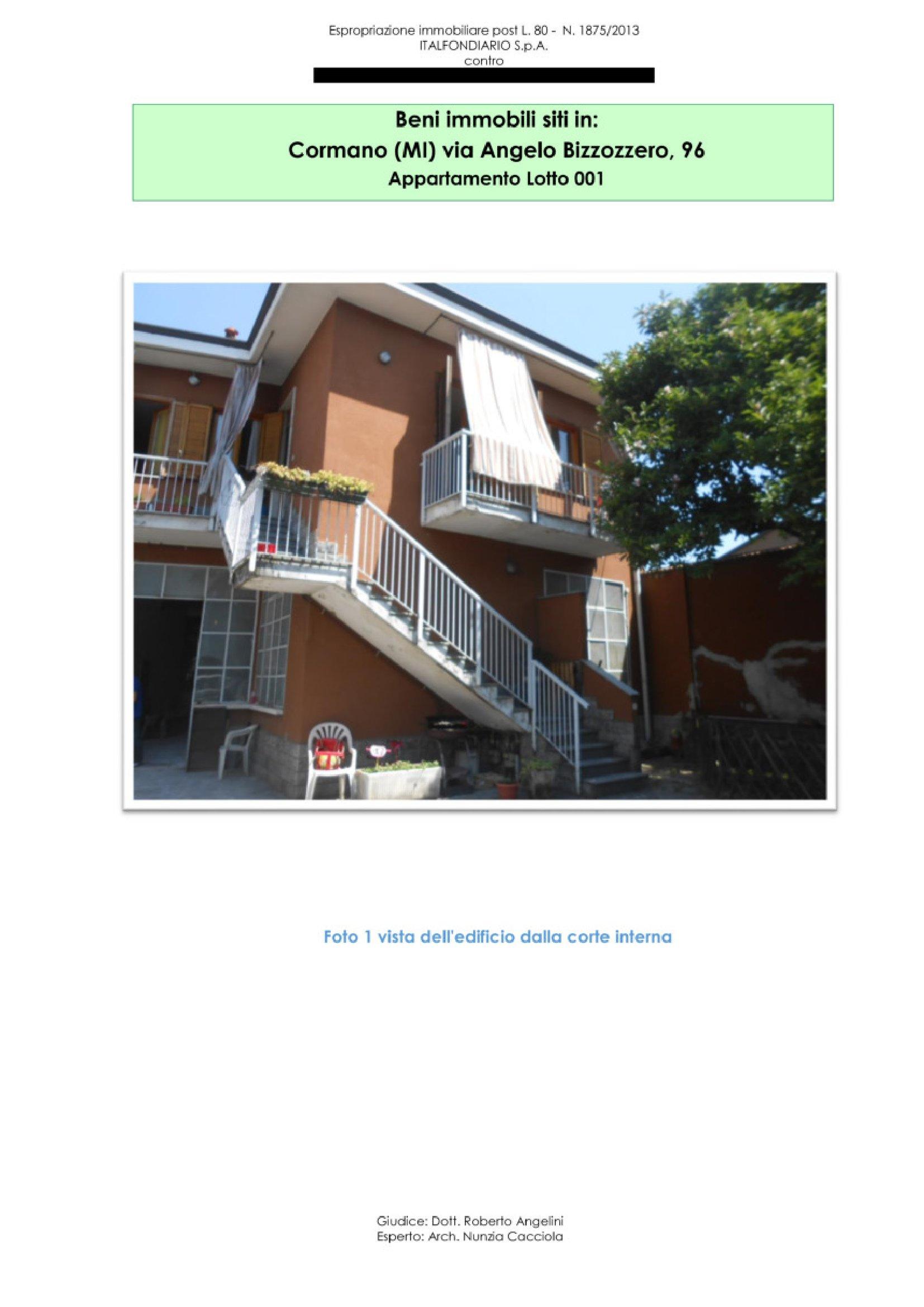 Appartamento in vendita Rif. 11058834