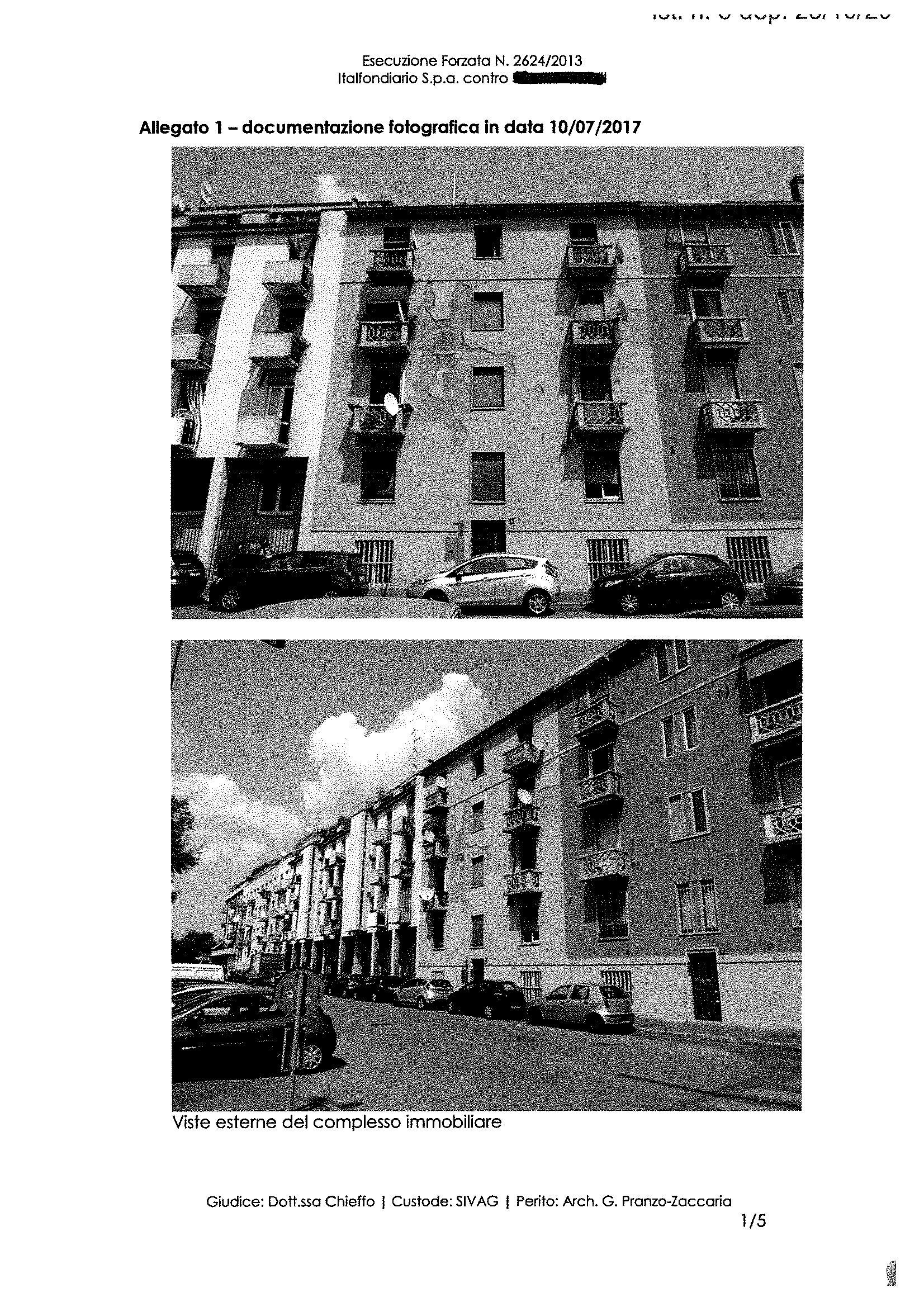 Appartamento in vendita Rif. 10723784