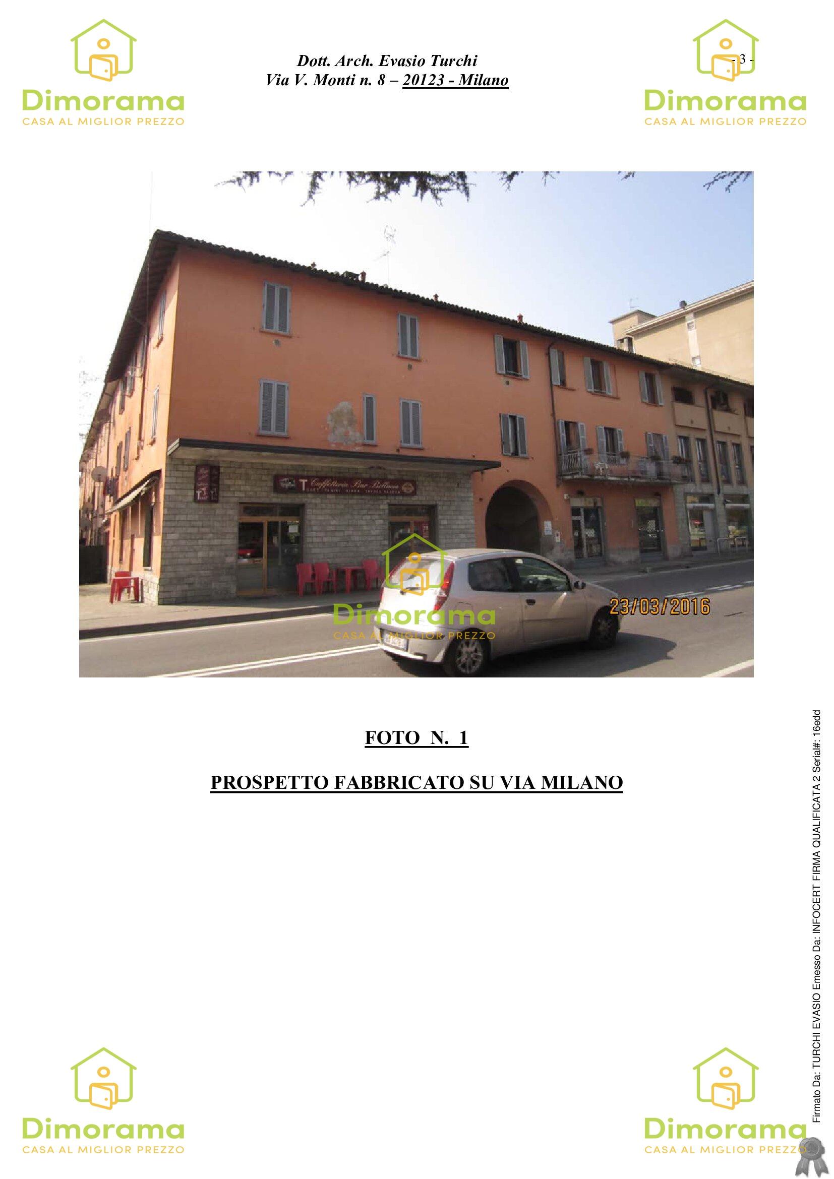Appartamento in vendita Rif. 10261119