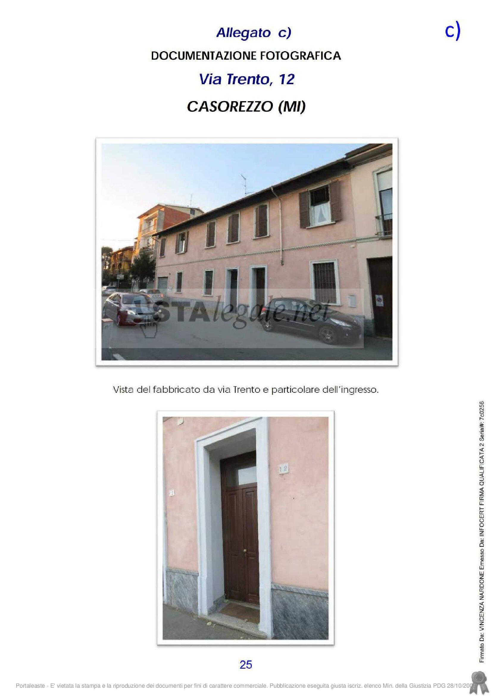 Appartamento in vendita Rif. 11999419