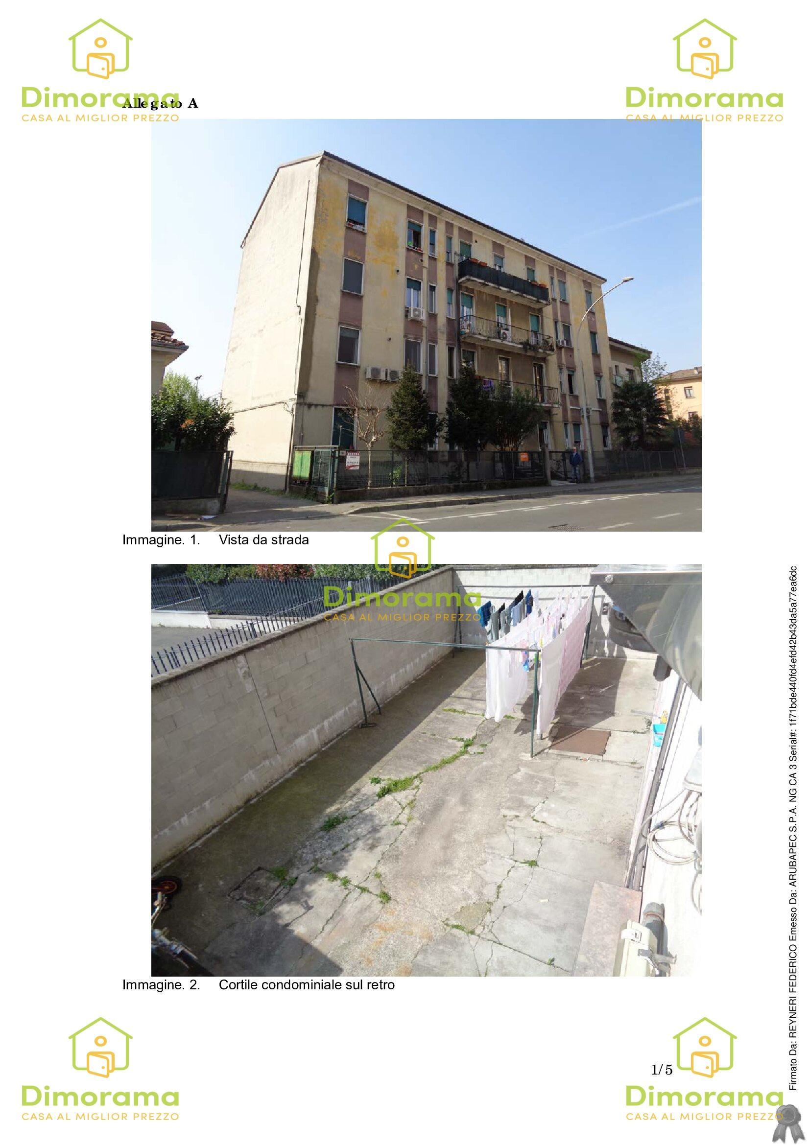Appartamento in vendita Rif. 10769637