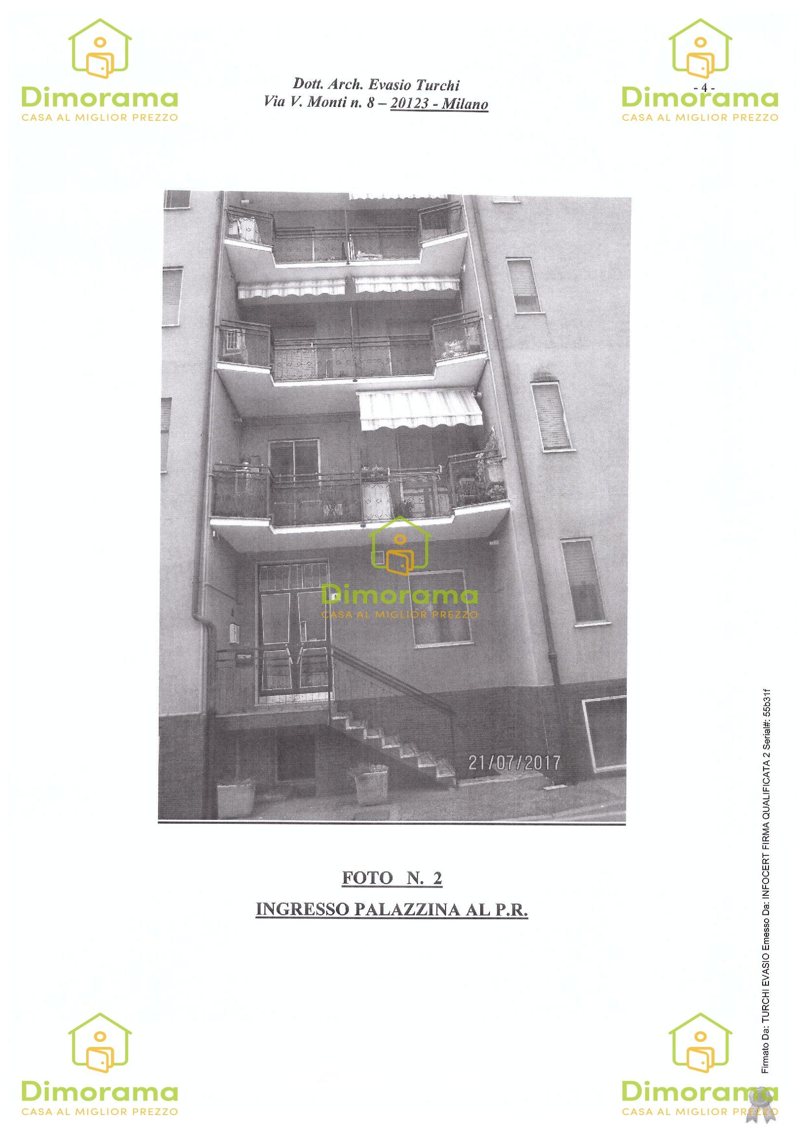 Appartamento in vendita Rif. 10070117