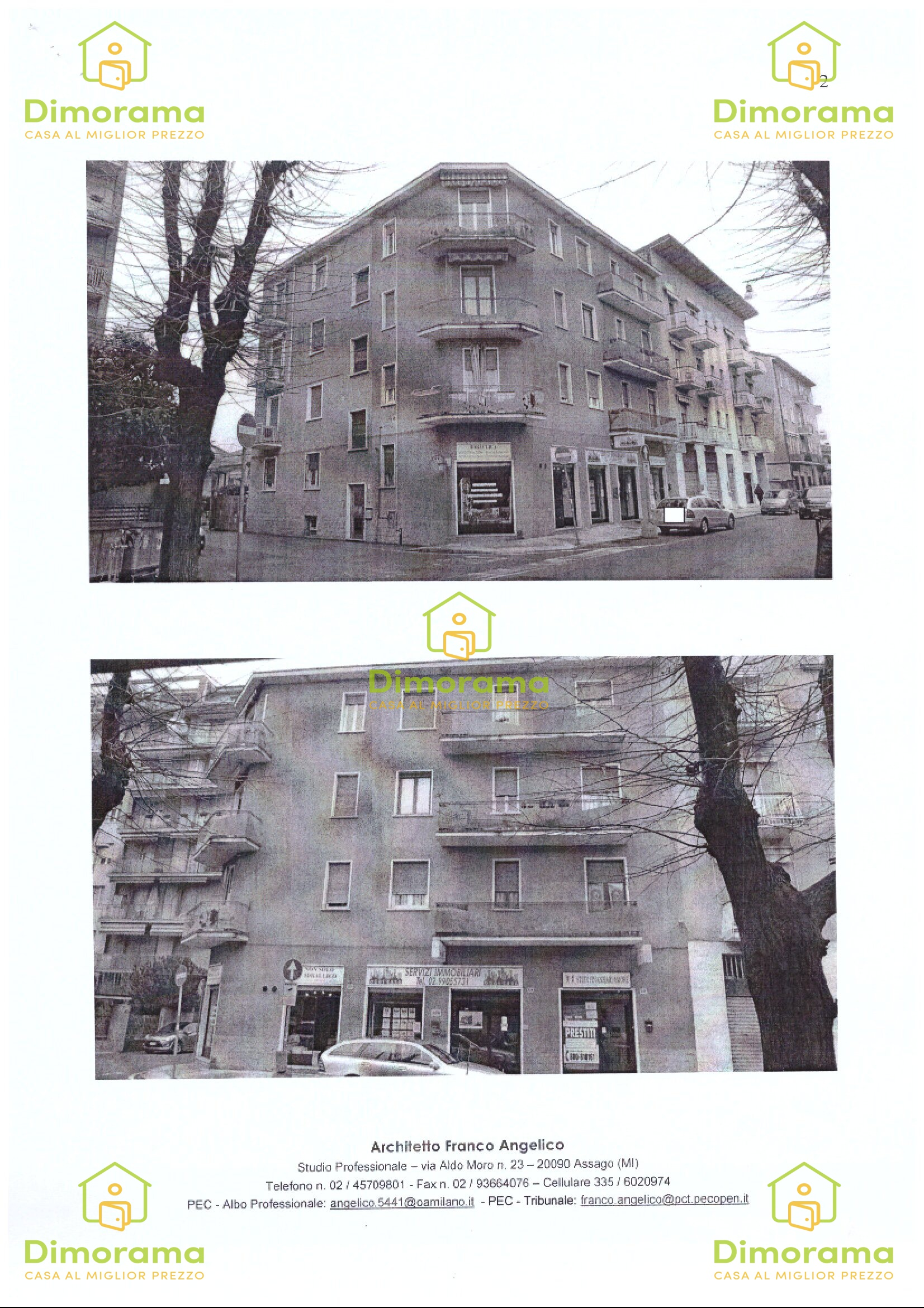 Appartamento in vendita Rif. 10386356