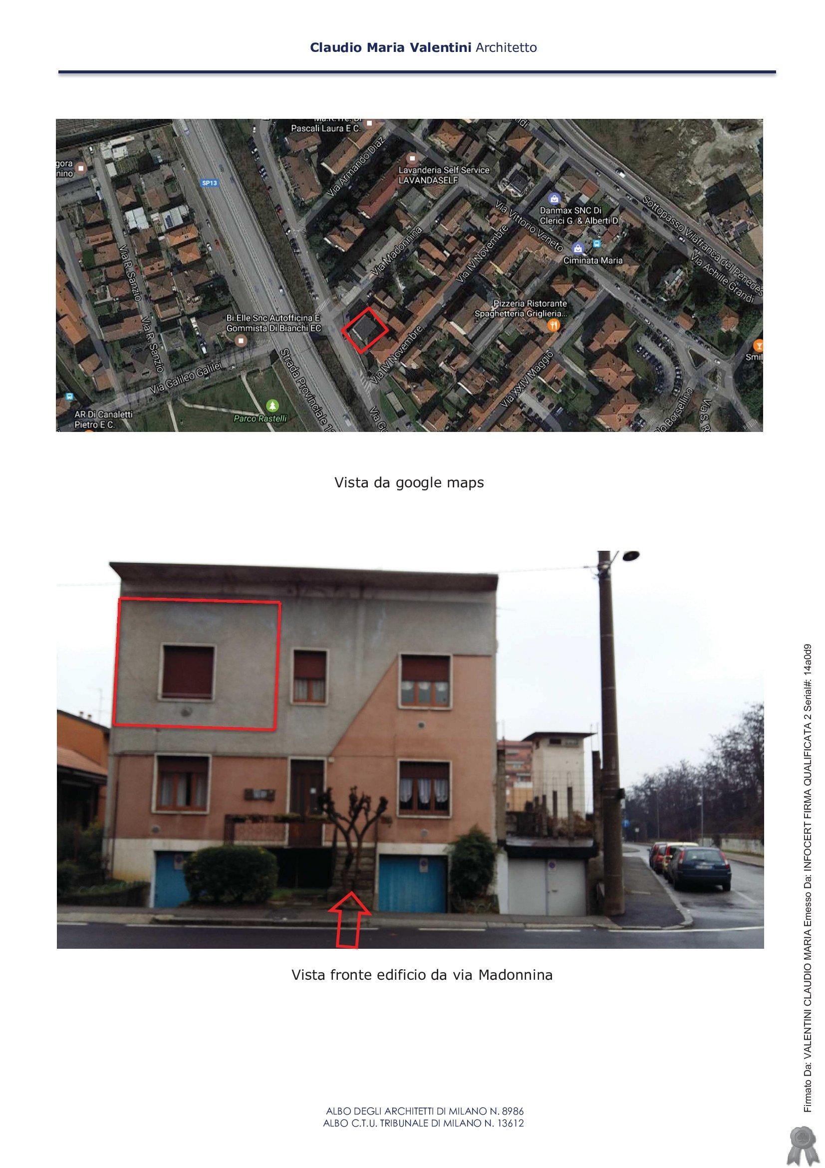 Appartamento in vendita Rif. 10457971