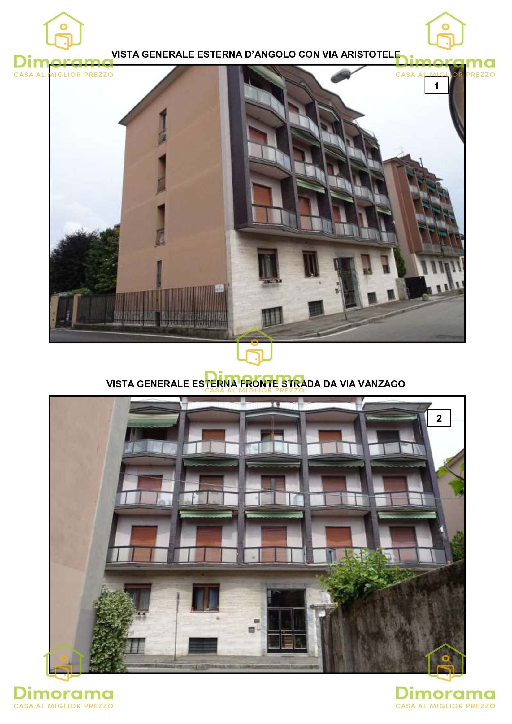 Appartamento in vendita Rif. 11716153