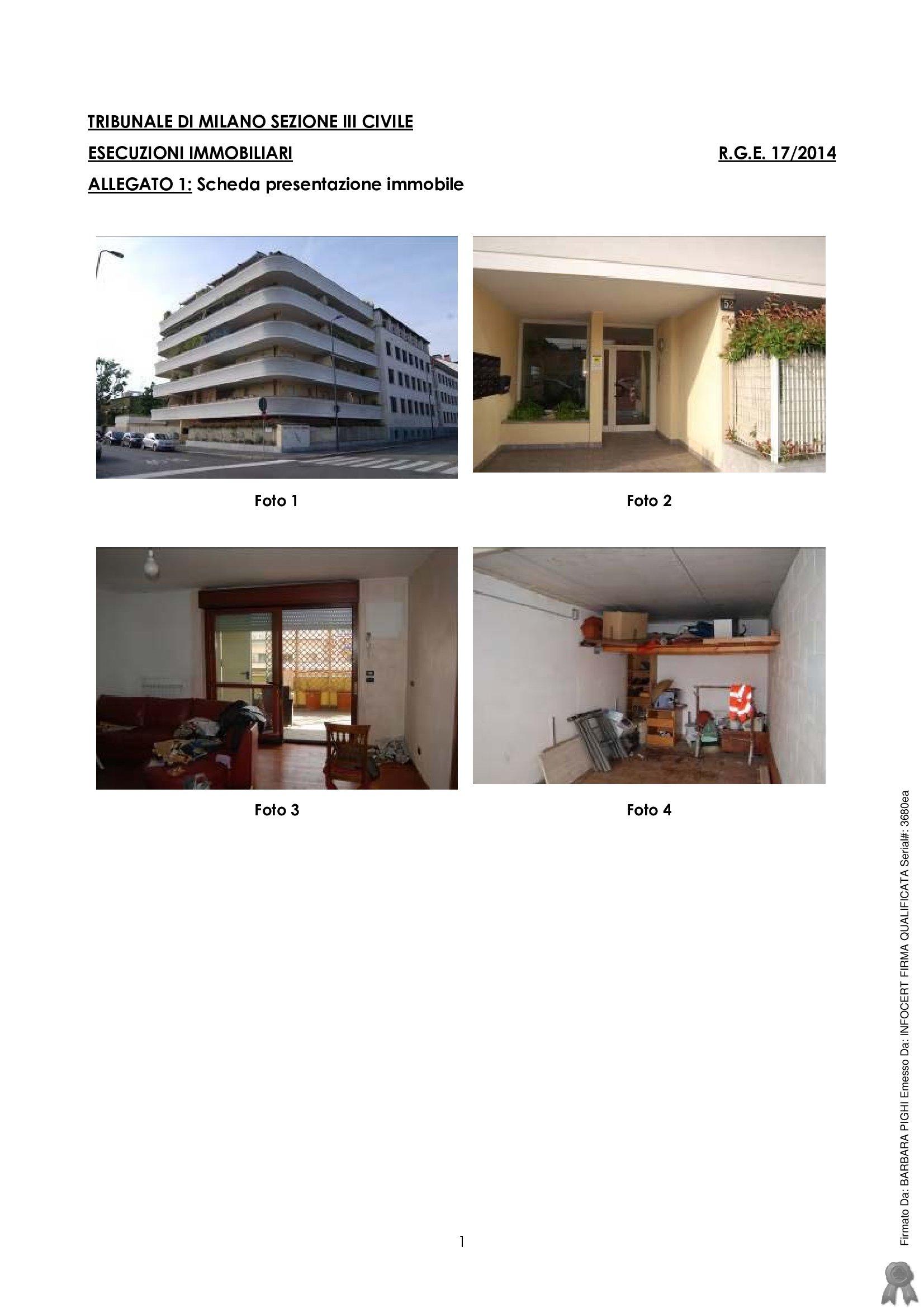 Appartamento in vendita Rif. 9603299