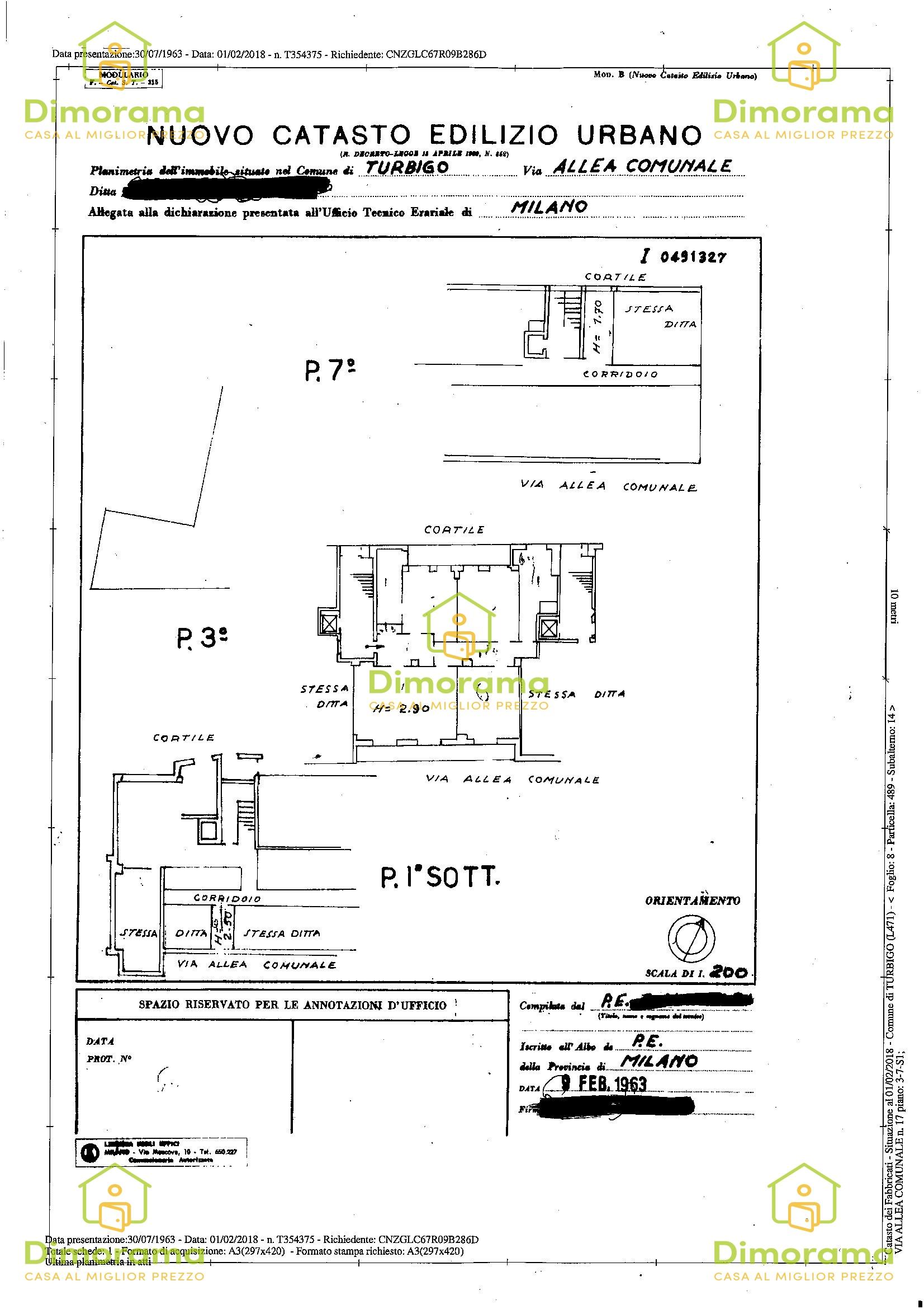 Appartamento in vendita Rif. 10820335