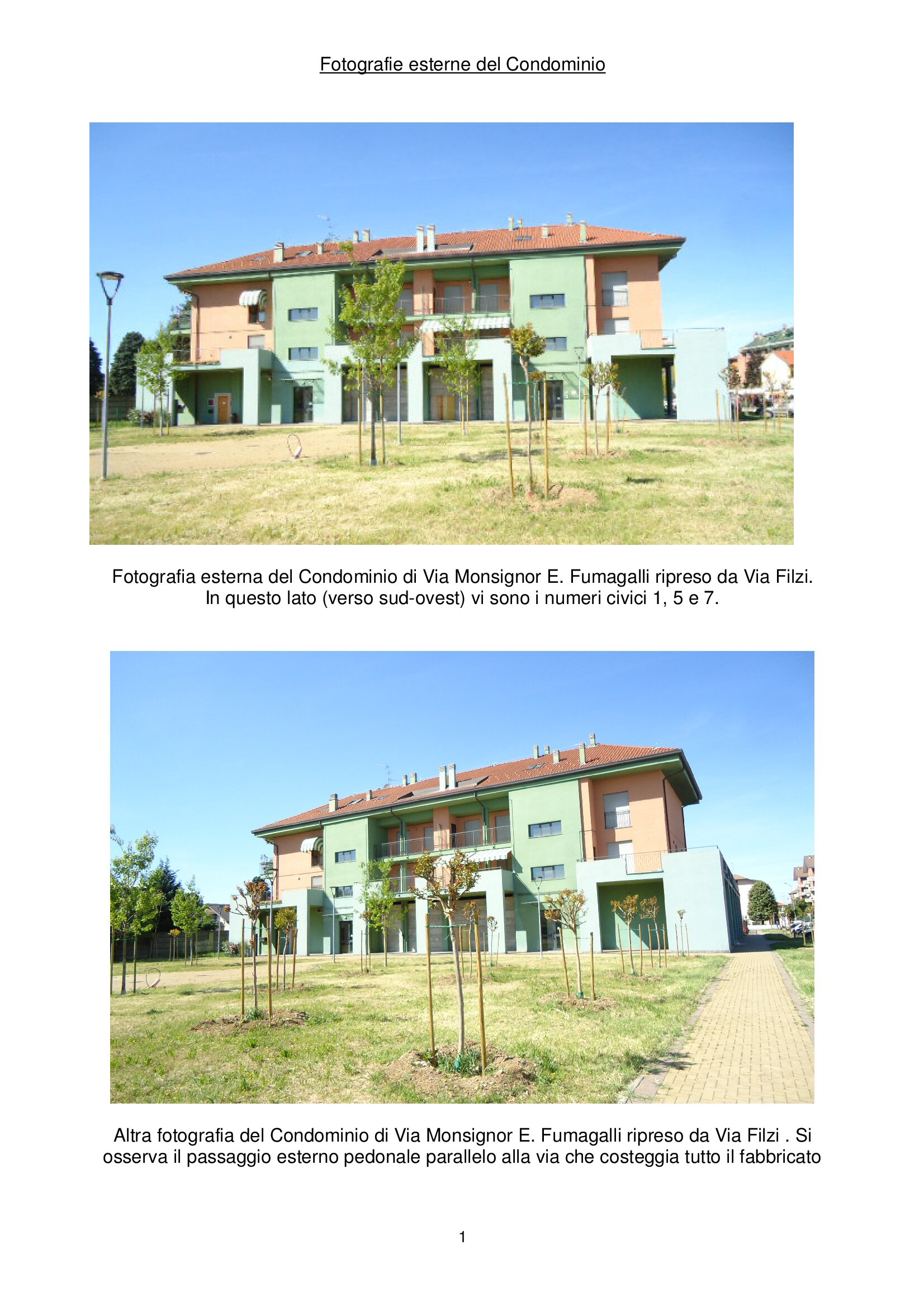 Appartamento in vendita Rif. 10021454