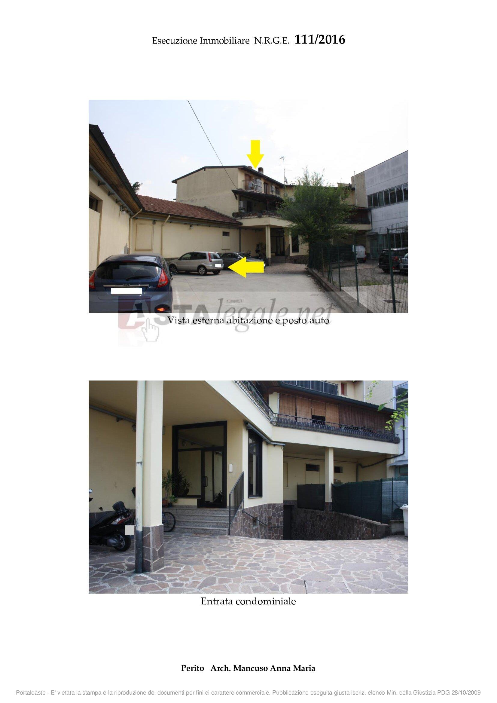 Appartamento in vendita Rif. 9819715