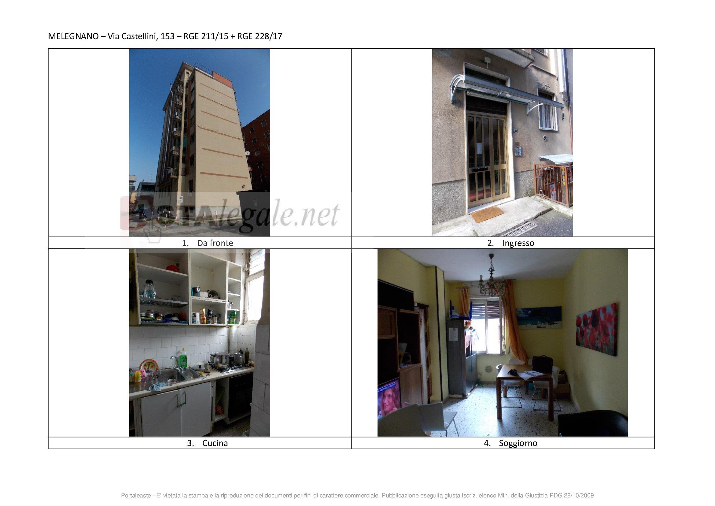 Appartamento in vendita Rif. 11650761