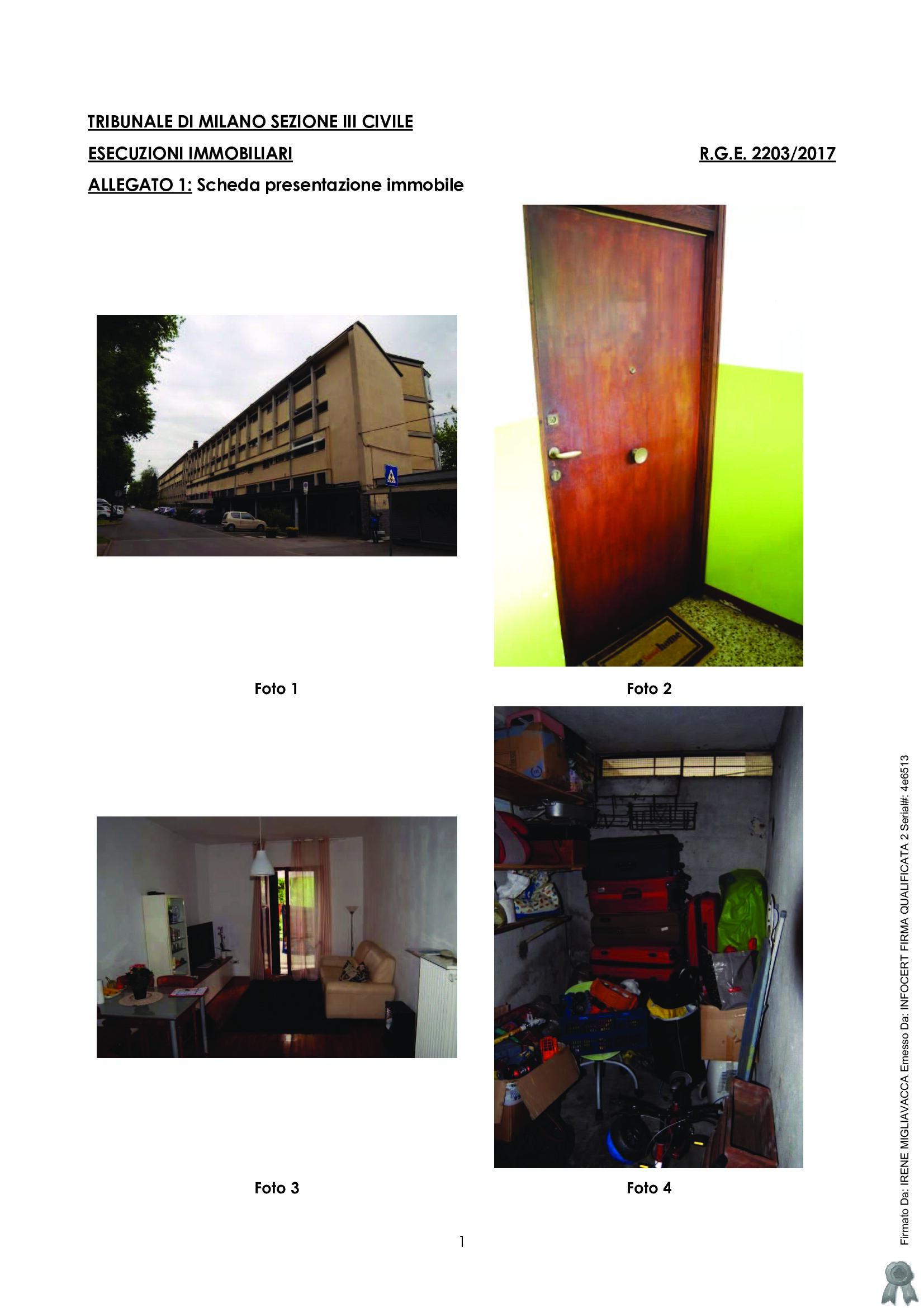 Appartamento in vendita Rif. 9251289