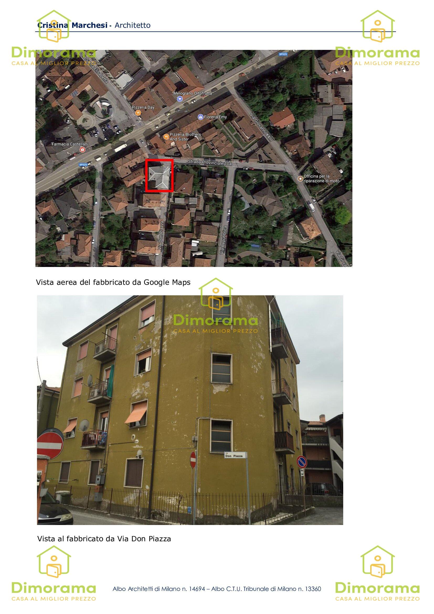 Appartamento in vendita Rif. 10261105