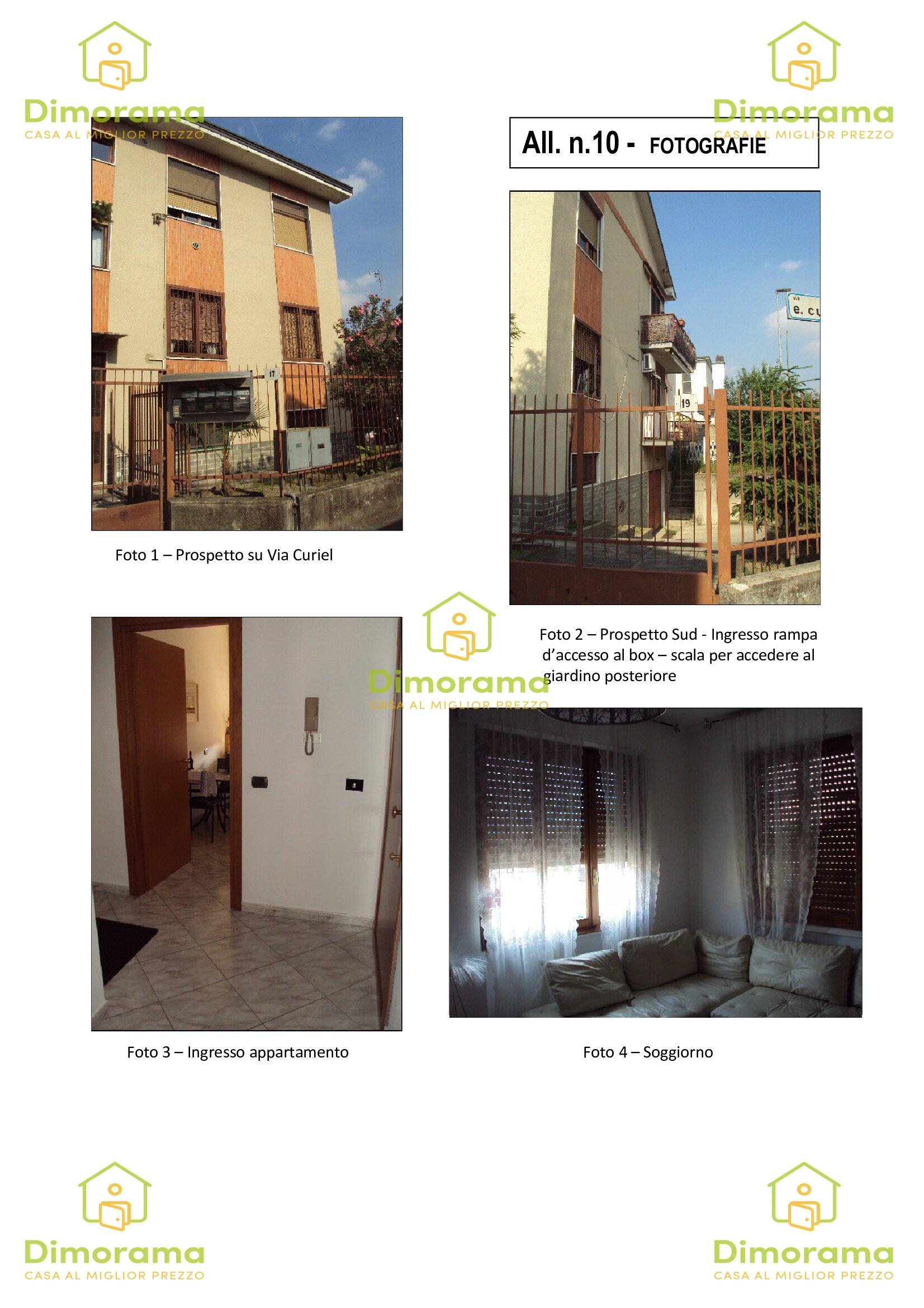 Appartamento in vendita Rif. 10125451
