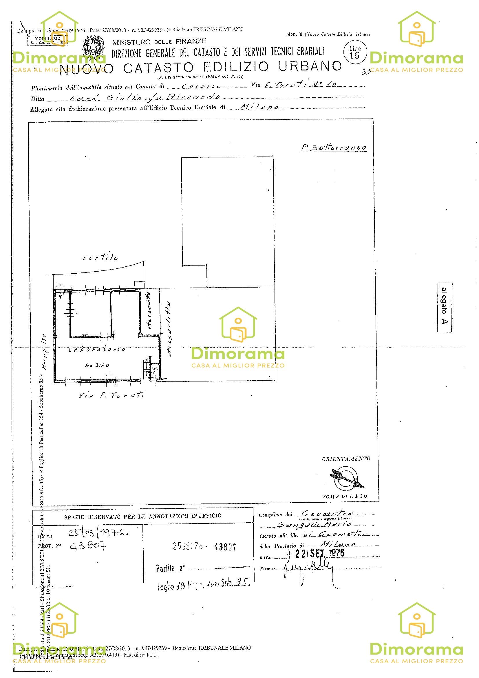 Appartamento in vendita Rif. 10552943