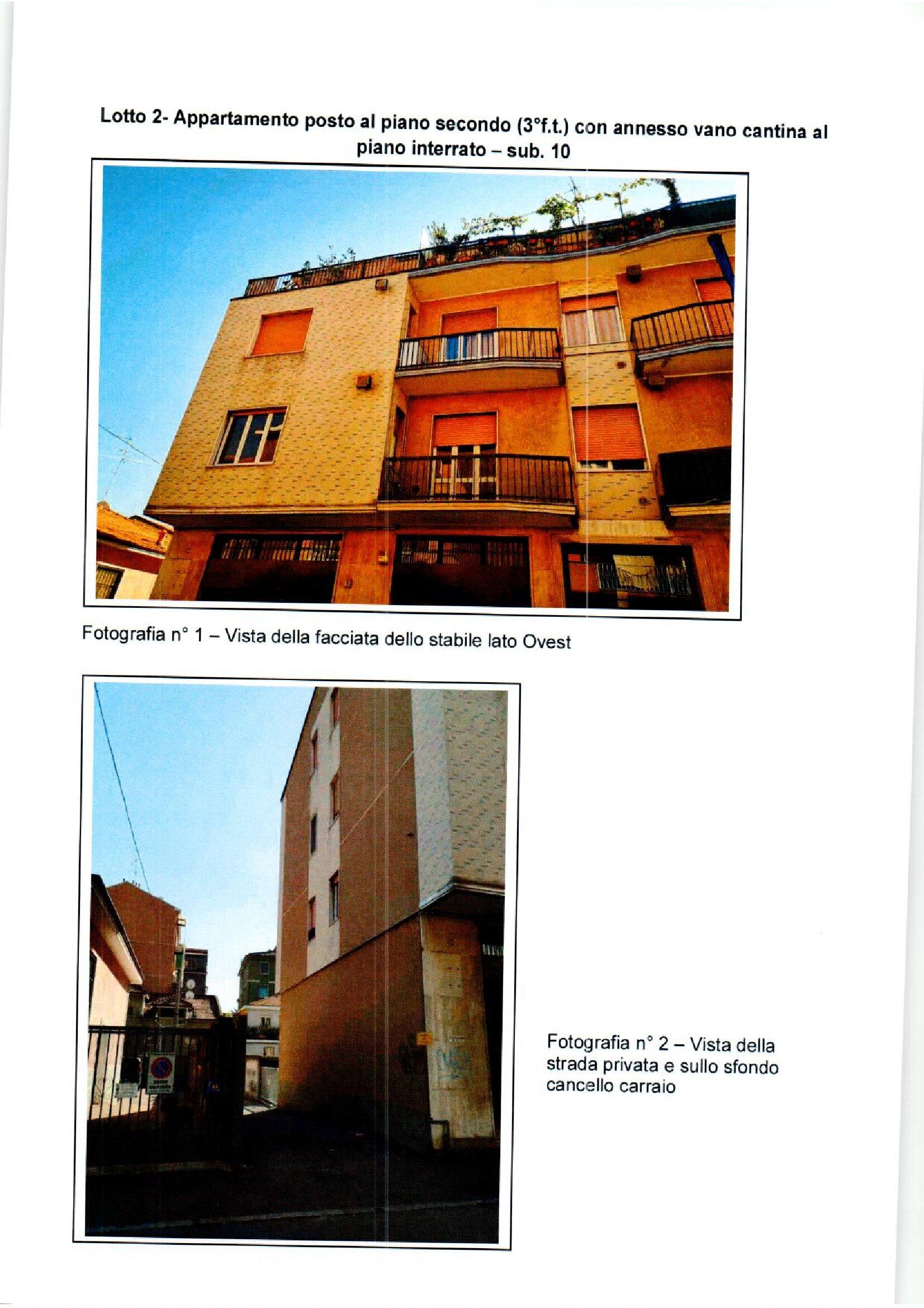 Appartamento in vendita Rif. 10286072