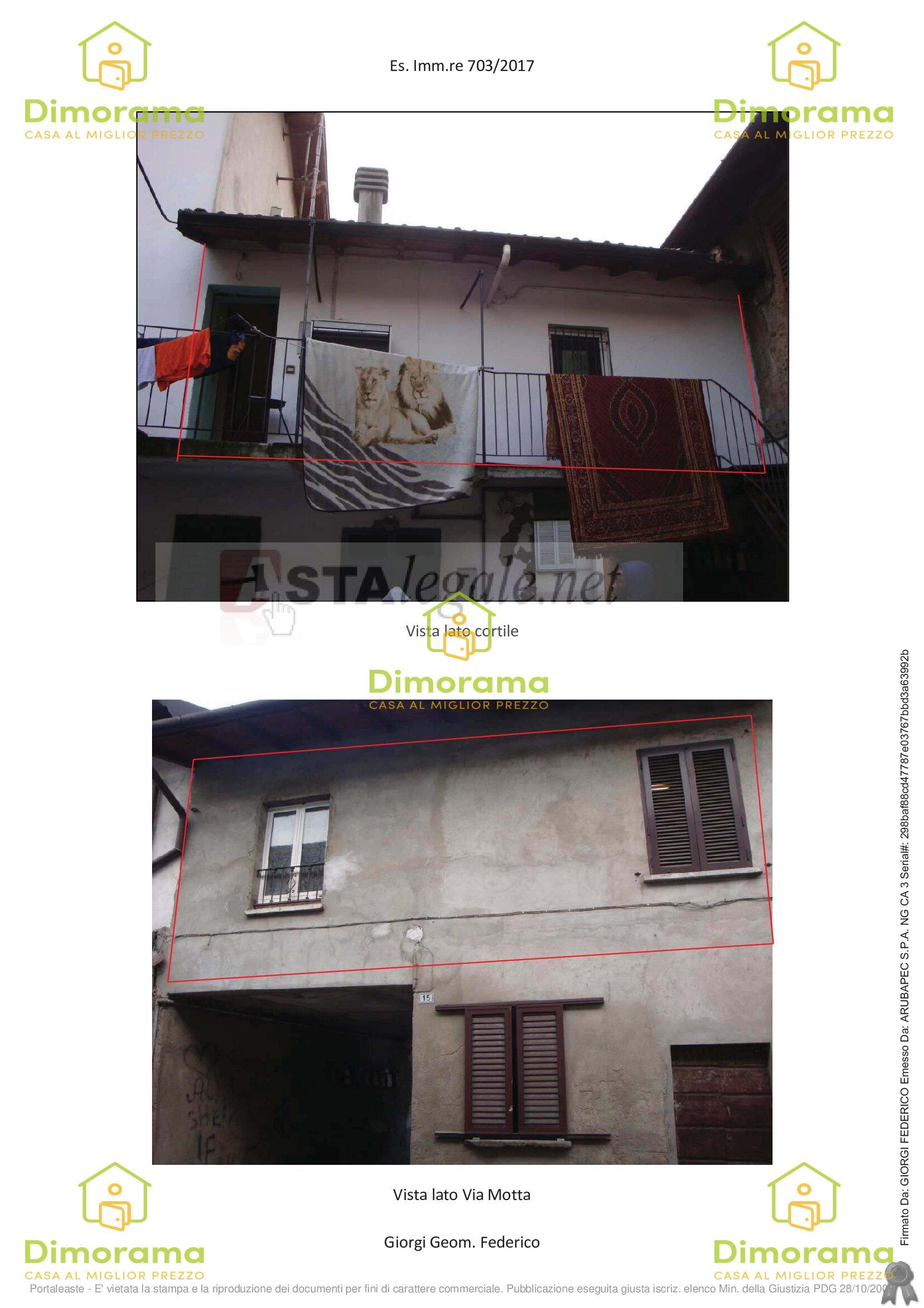 Appartamento in vendita Rif. 11680281