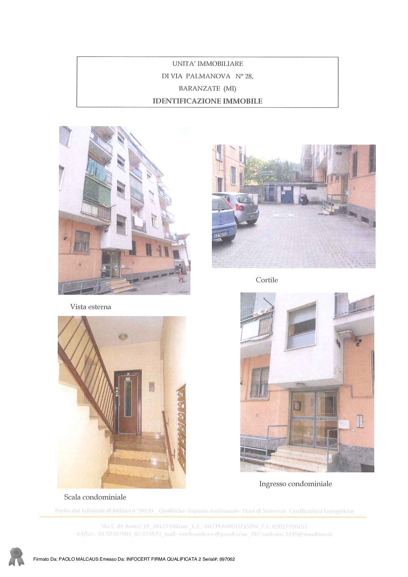 Appartamento in vendita Rif. 10311872