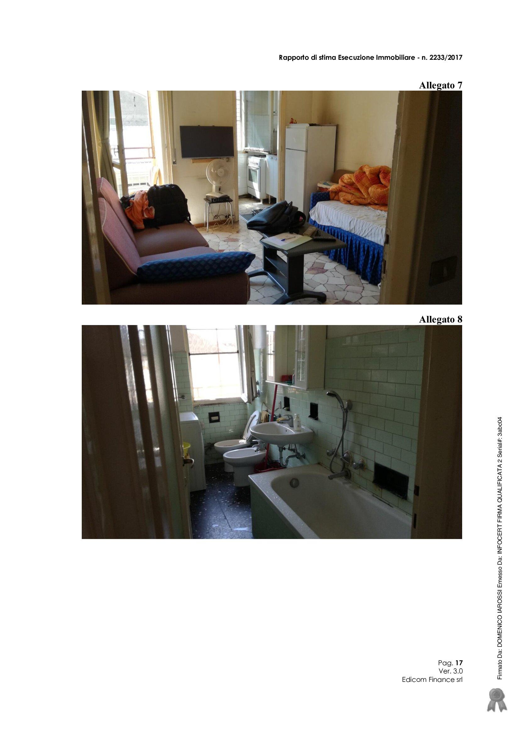 Appartamento in vendita Rif. 10411217