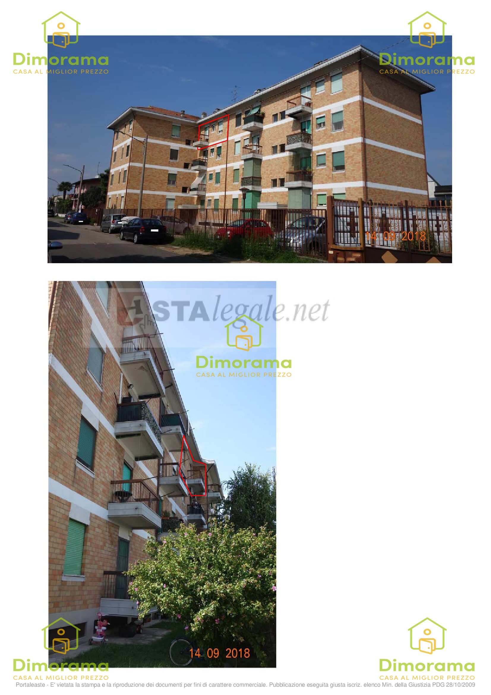 Appartamento in vendita Rif. 10564412