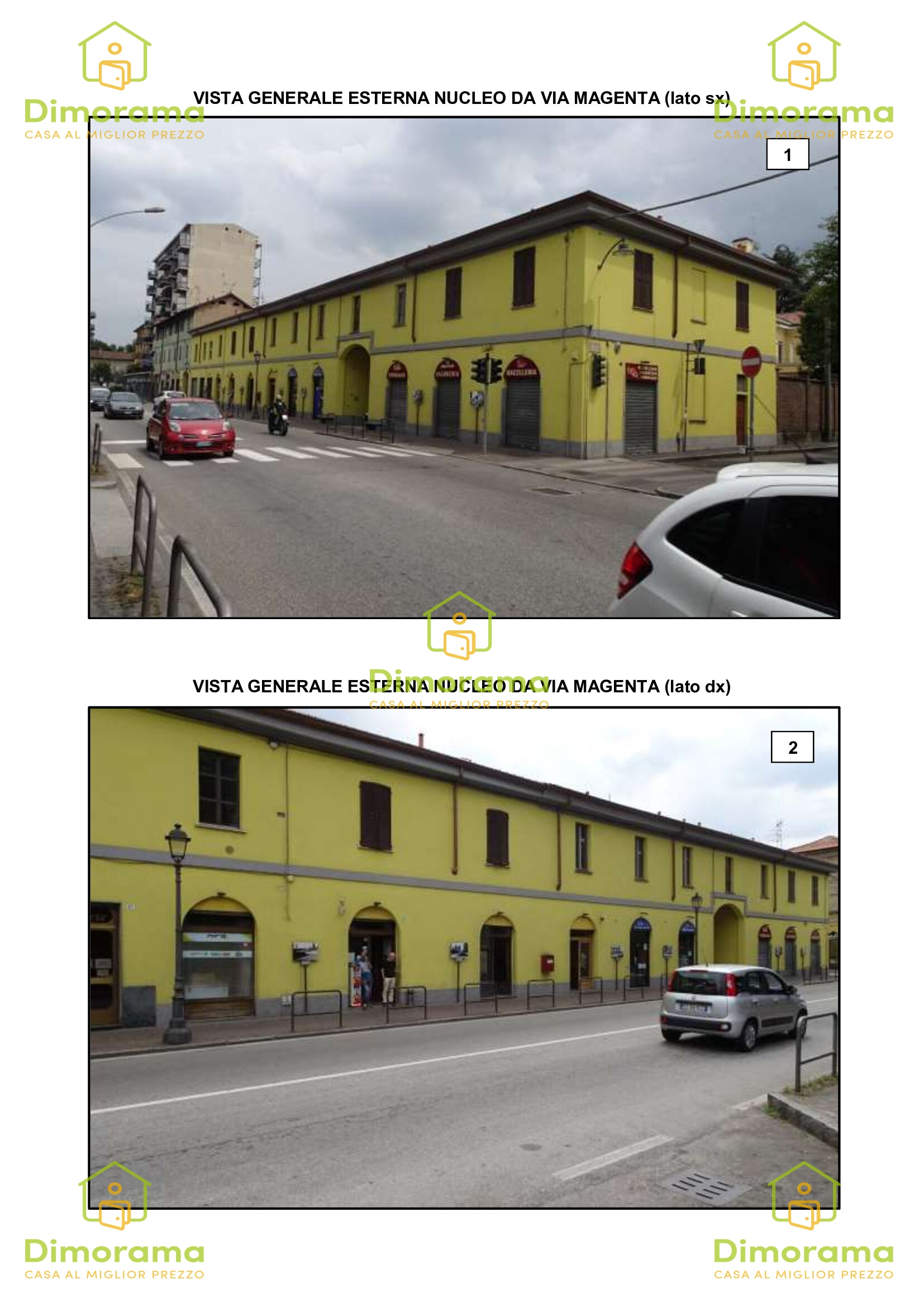 Appartamento in vendita Rif. 10723803