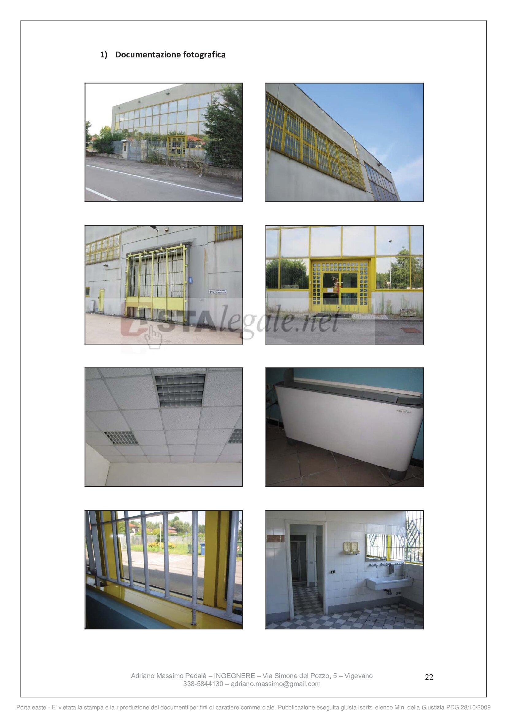Magazzino - capannone in vendita Rif. 10013915