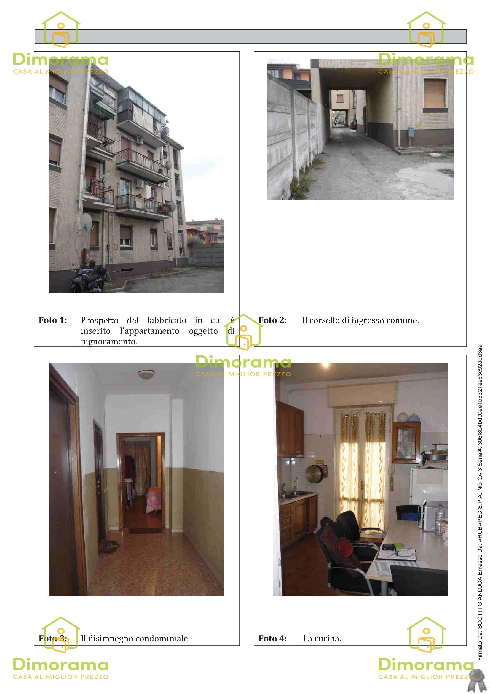 Appartamento in vendita Rif. 10747478