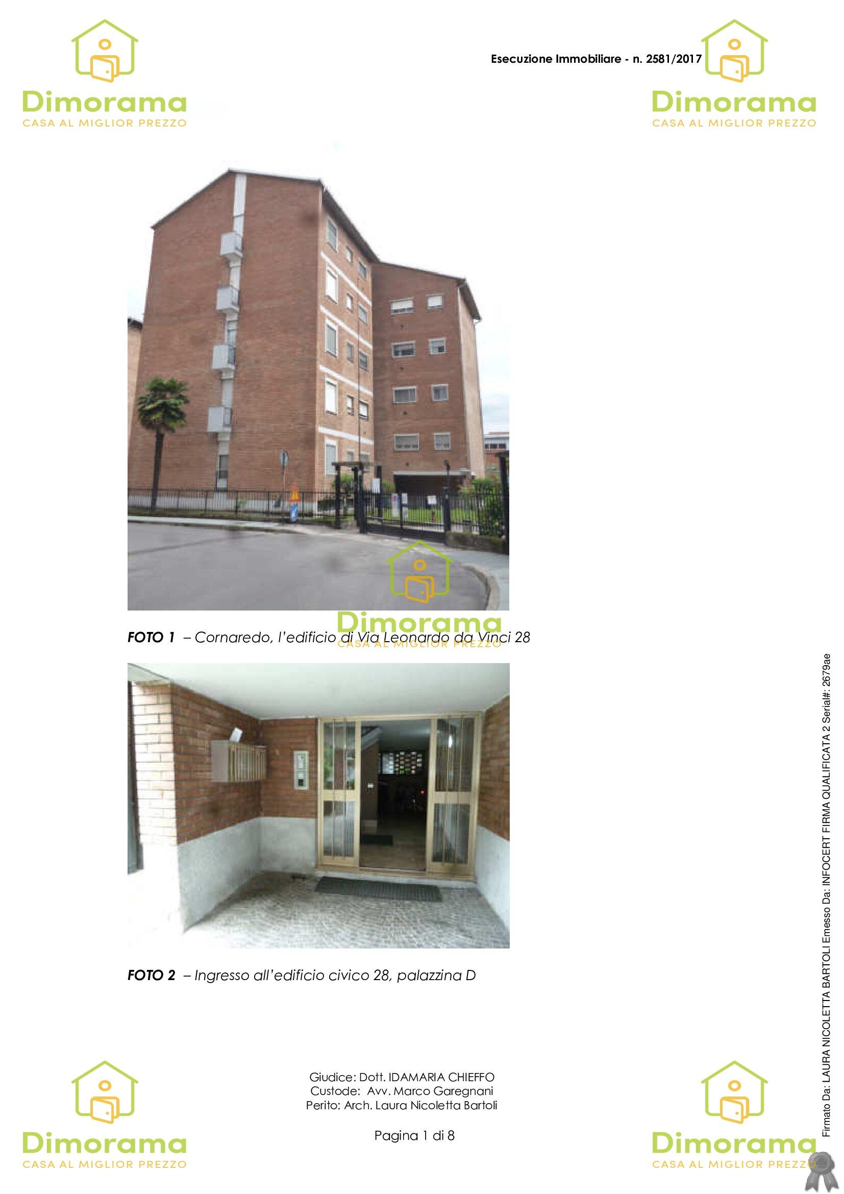 Appartamento in vendita a Cornaredo, 3 locali, prezzo € 67.500 | CambioCasa.it