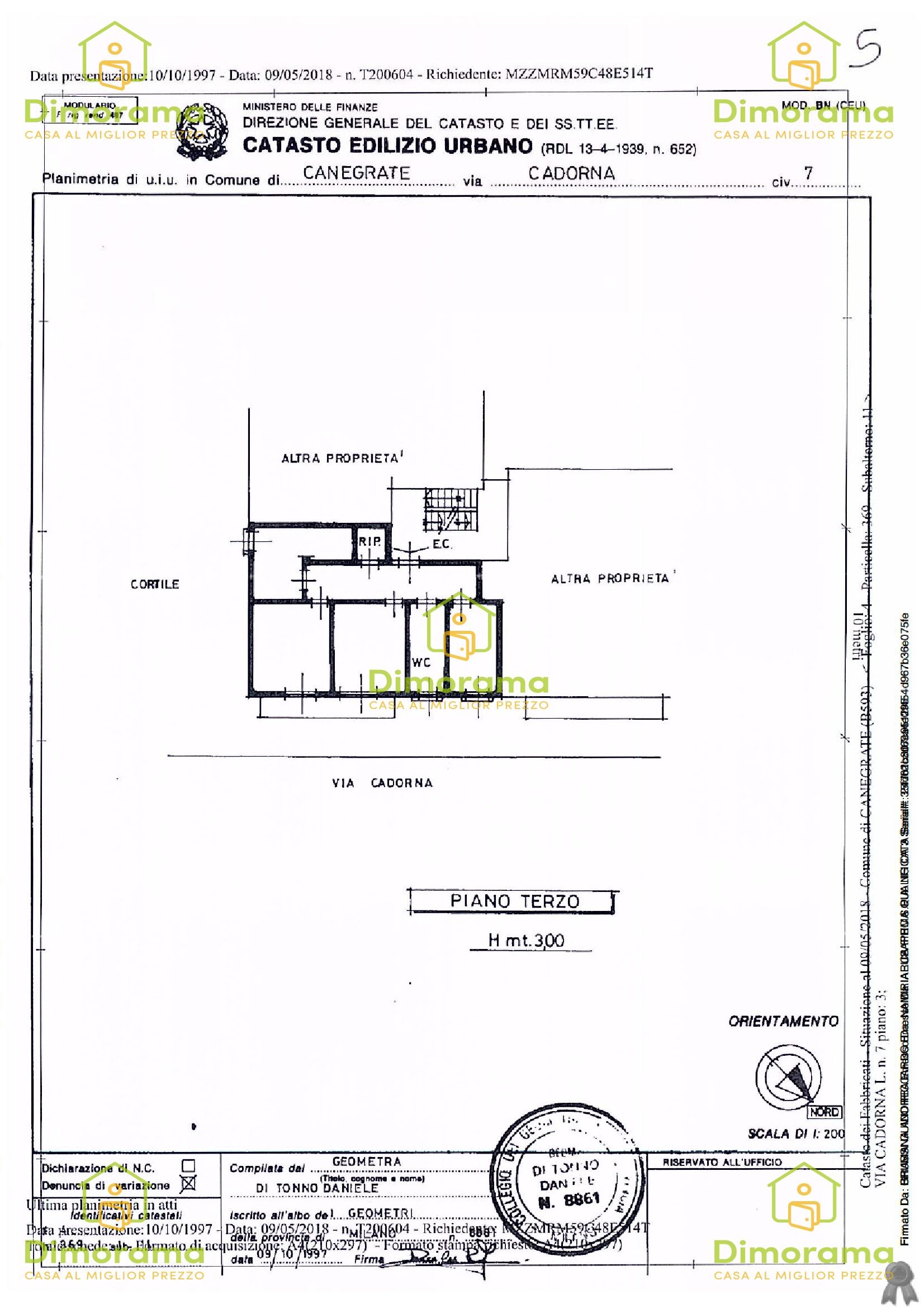 Appartamento in vendita Rif. 10028266