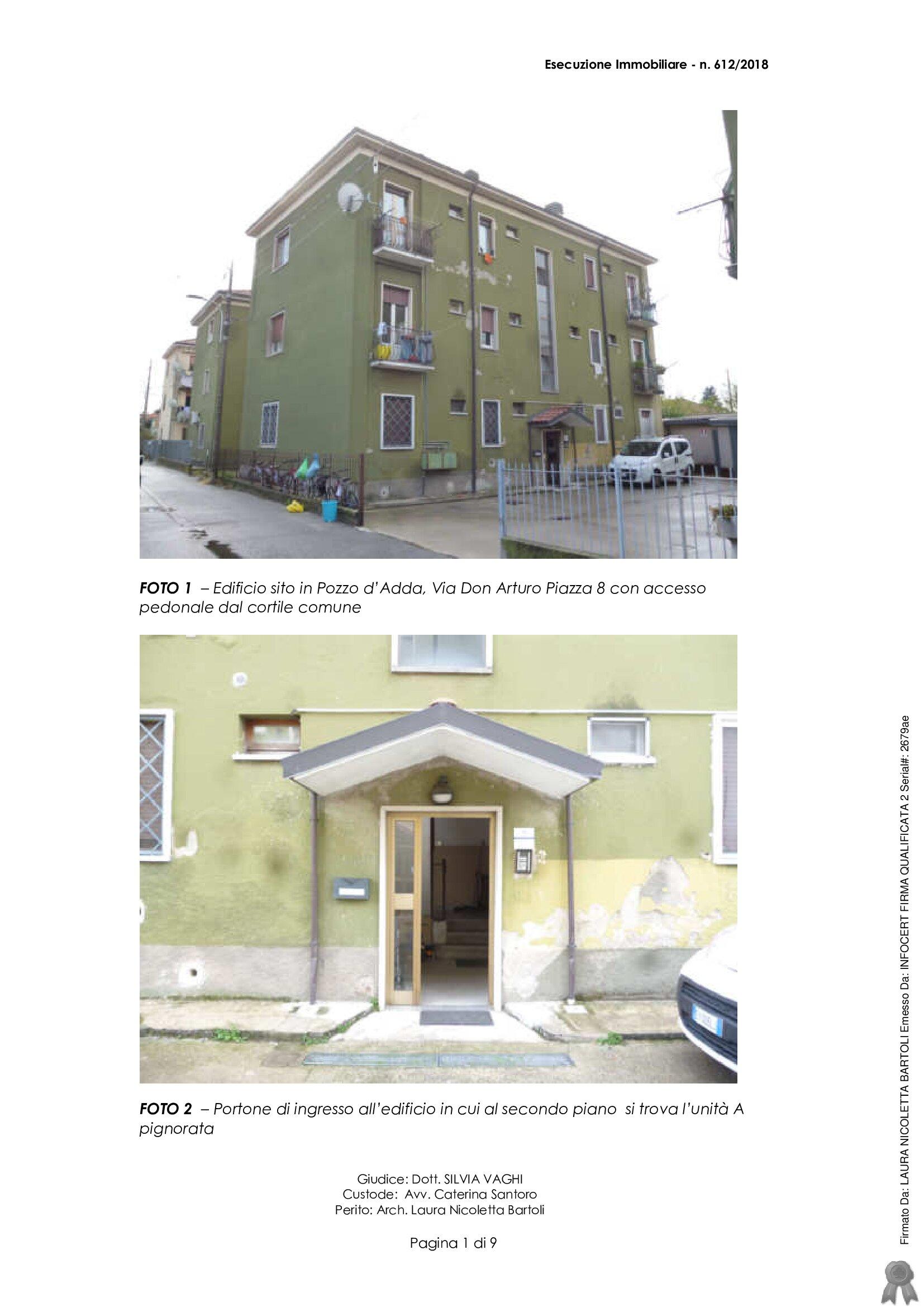 Appartamento in vendita Rif. 10046763
