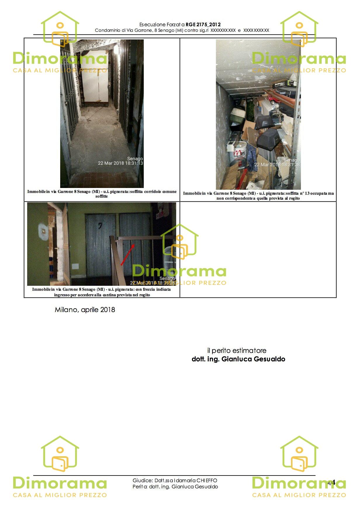 Appartamento in vendita Rif. 10070027