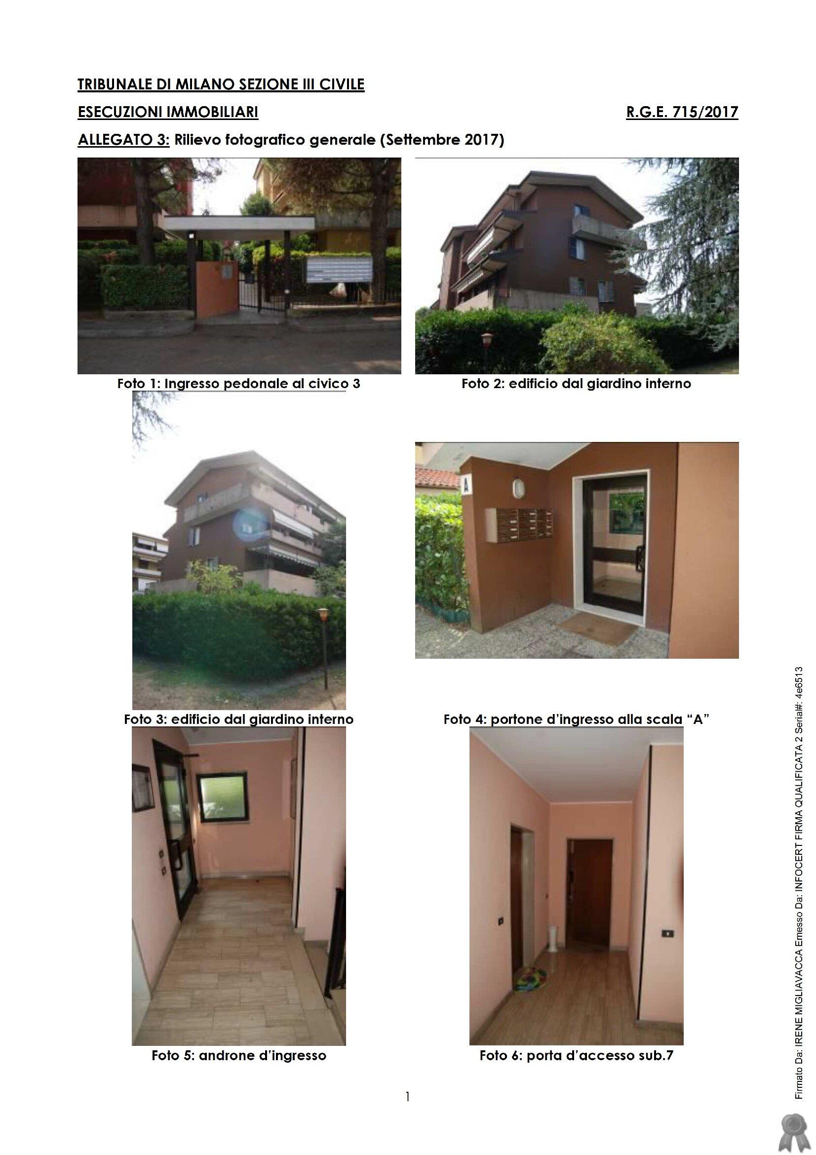Appartamento in vendita Rif. 11305305