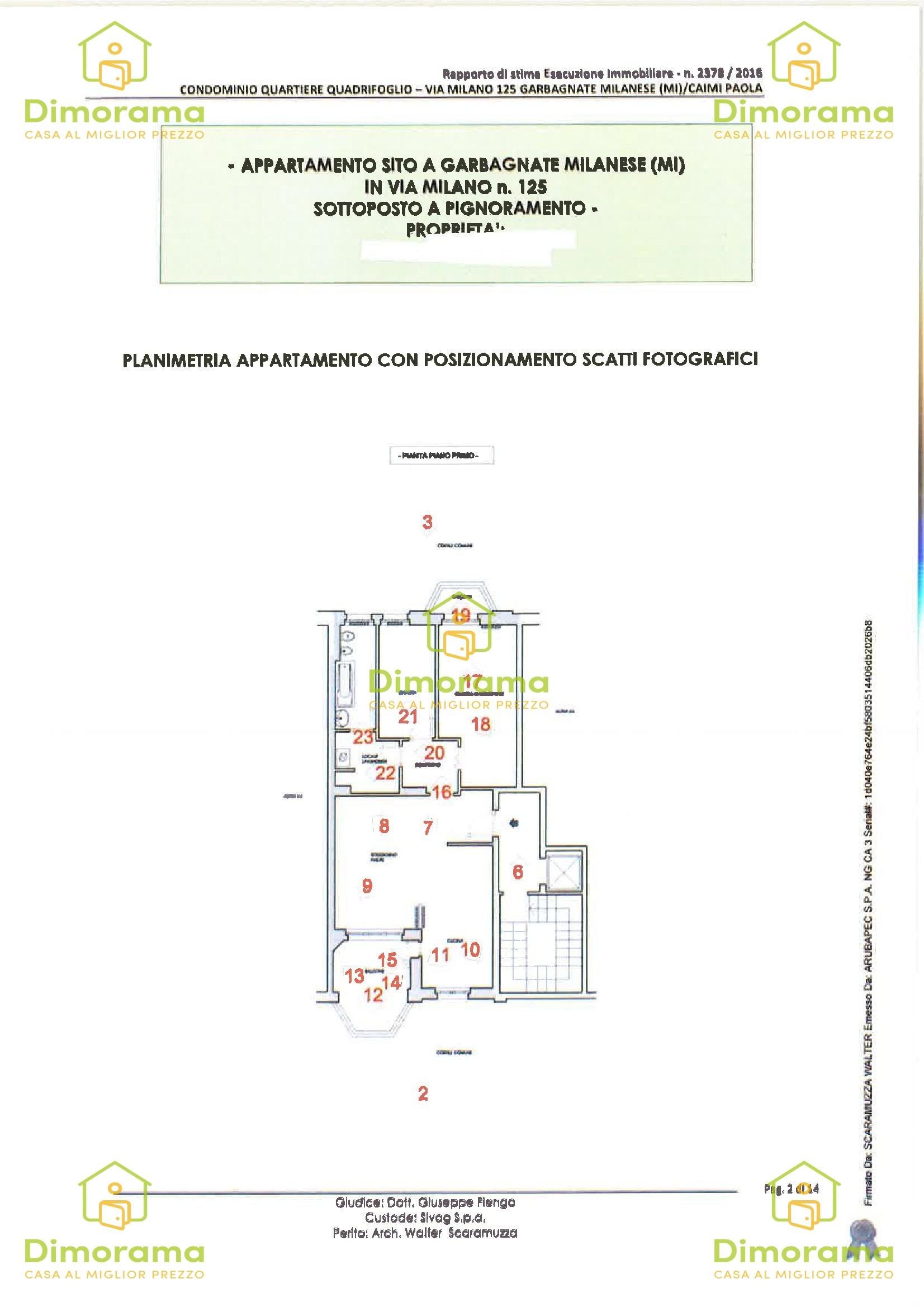 Appartamento in vendita Rif. 10100068