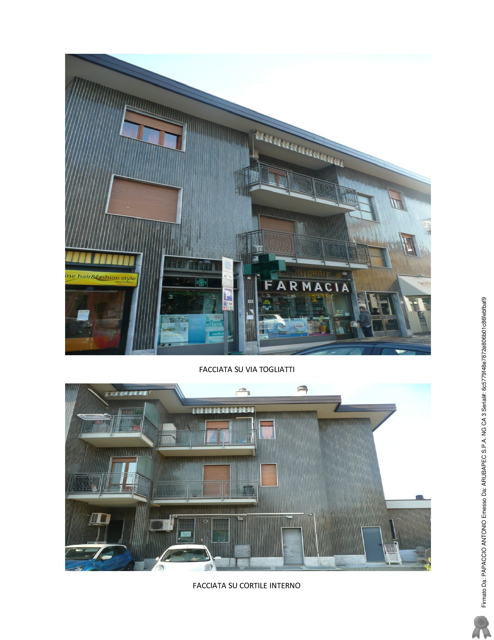 Appartamento in vendita Rif. 10125475