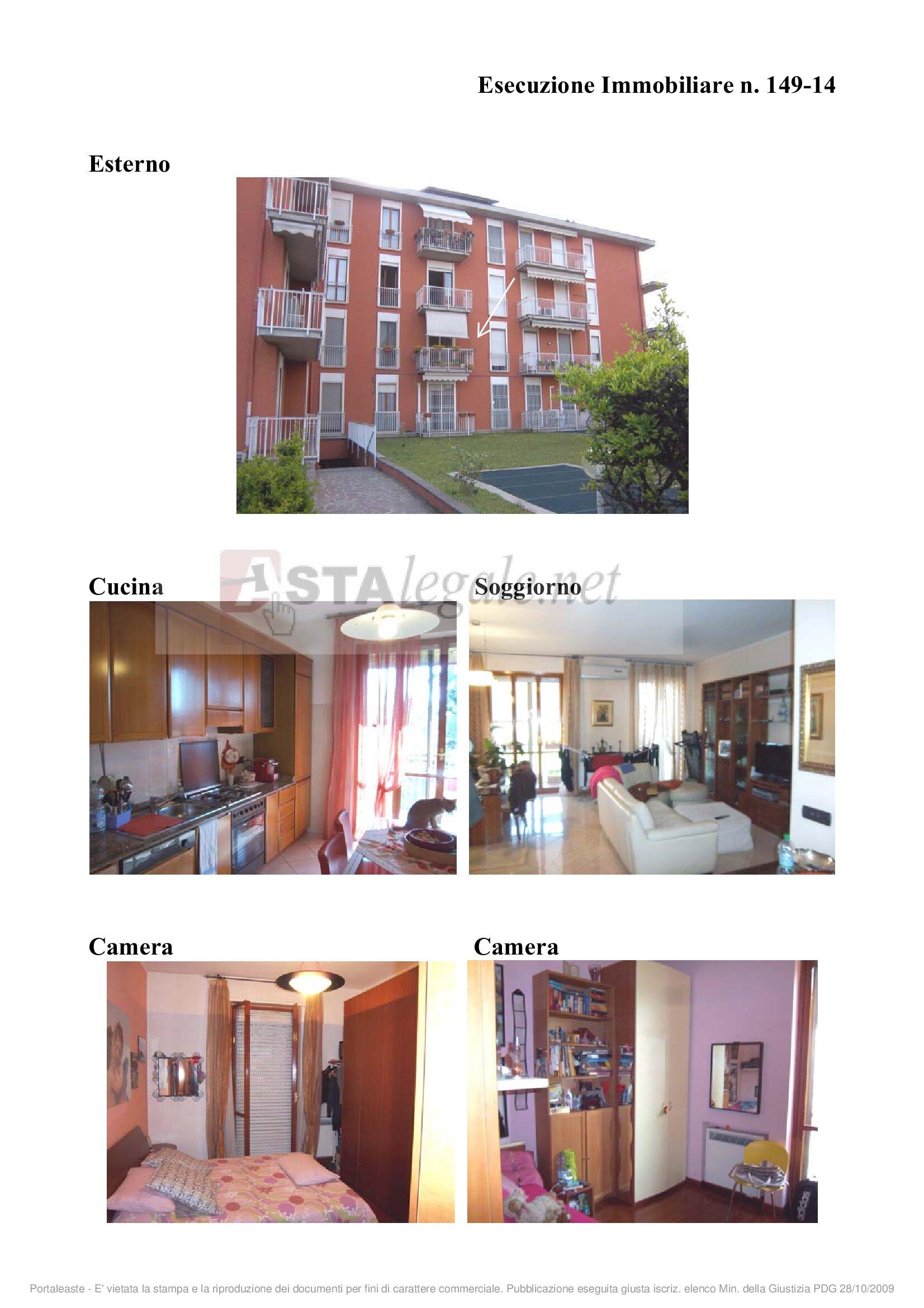 Appartamento in vendita Rif. 10138672