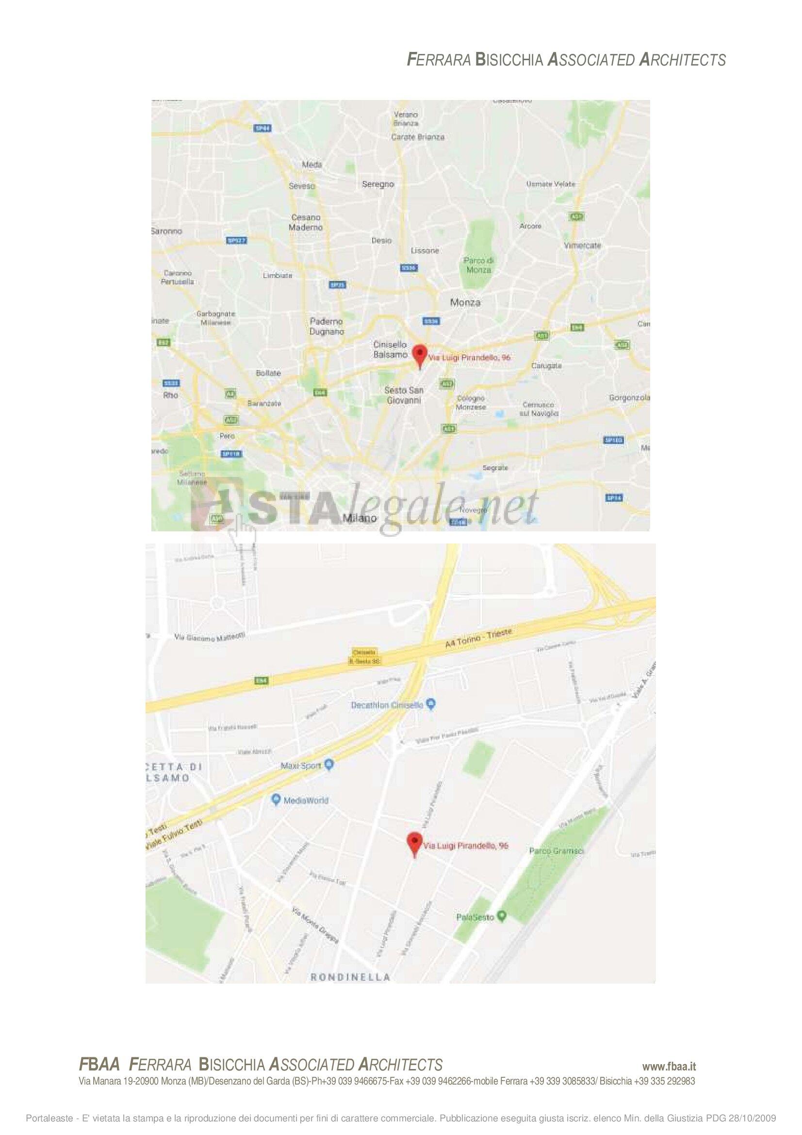 Appartamento in vendita Rif. 10138663
