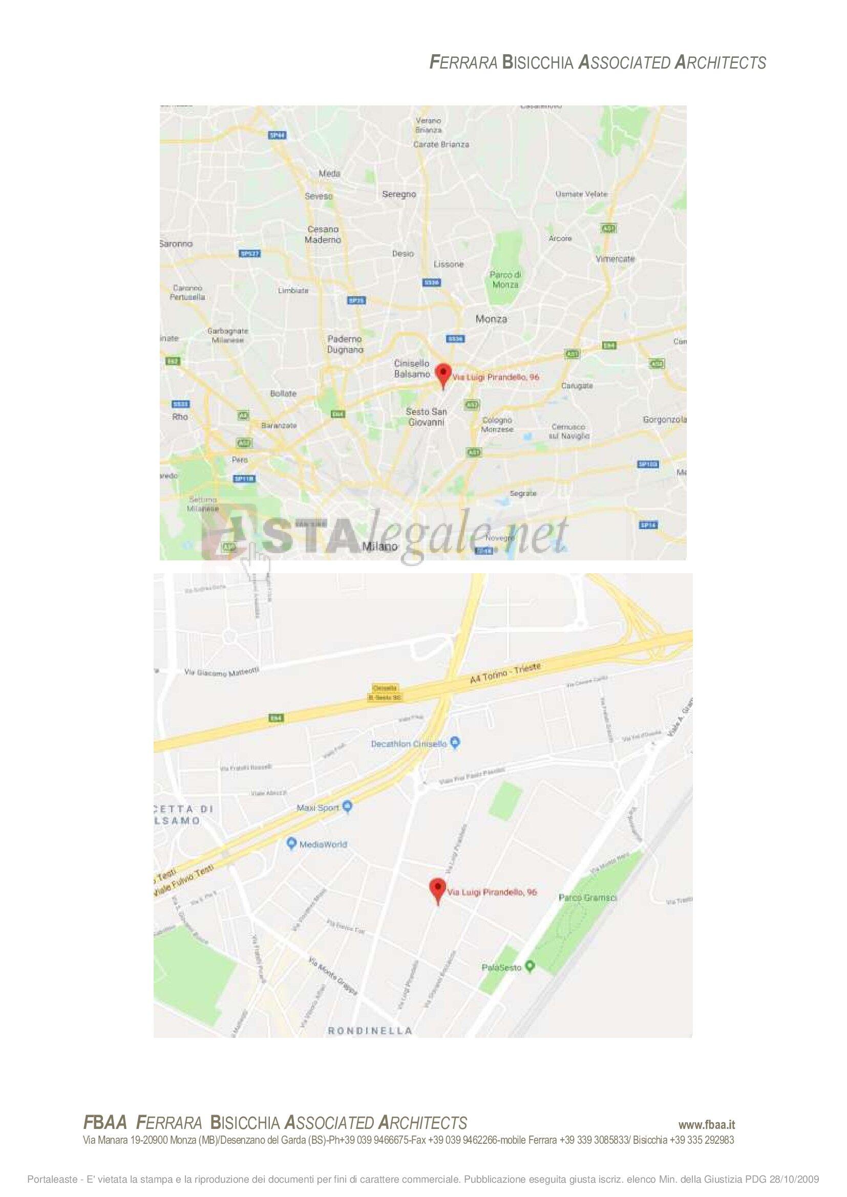 Appartamento in vendita Rif. 10138664