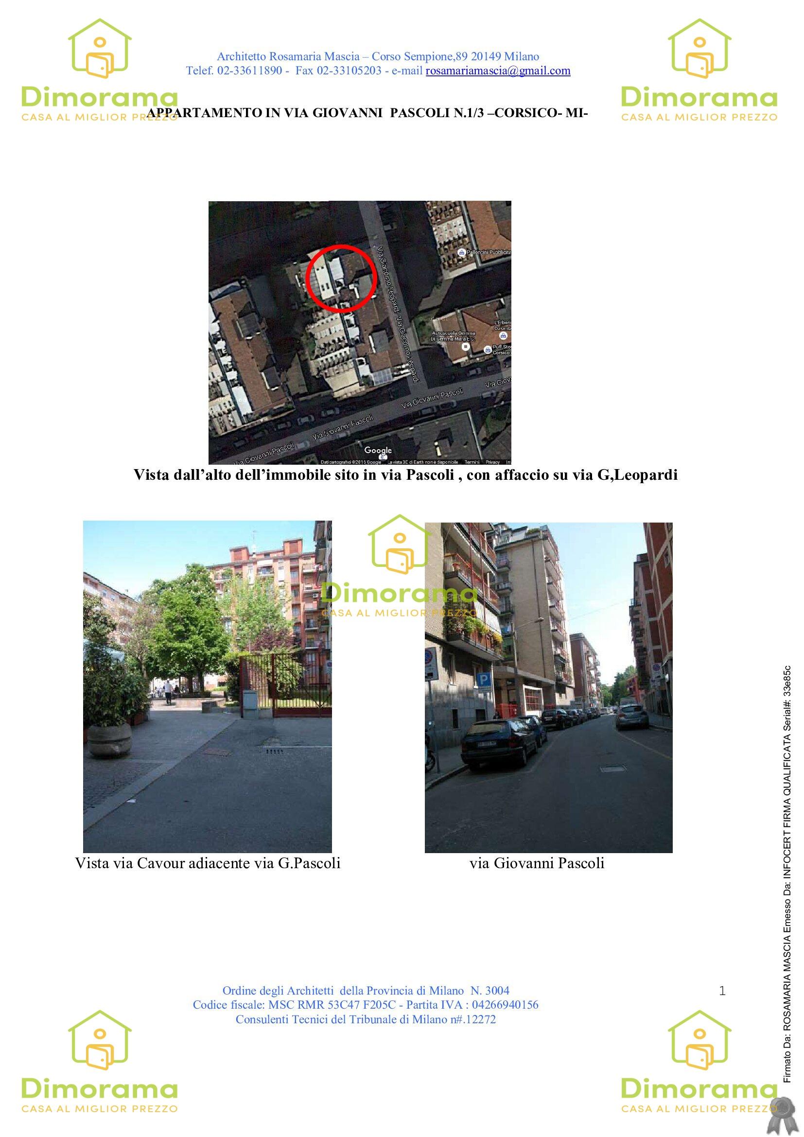 Appartamento in vendita Rif. 10261148