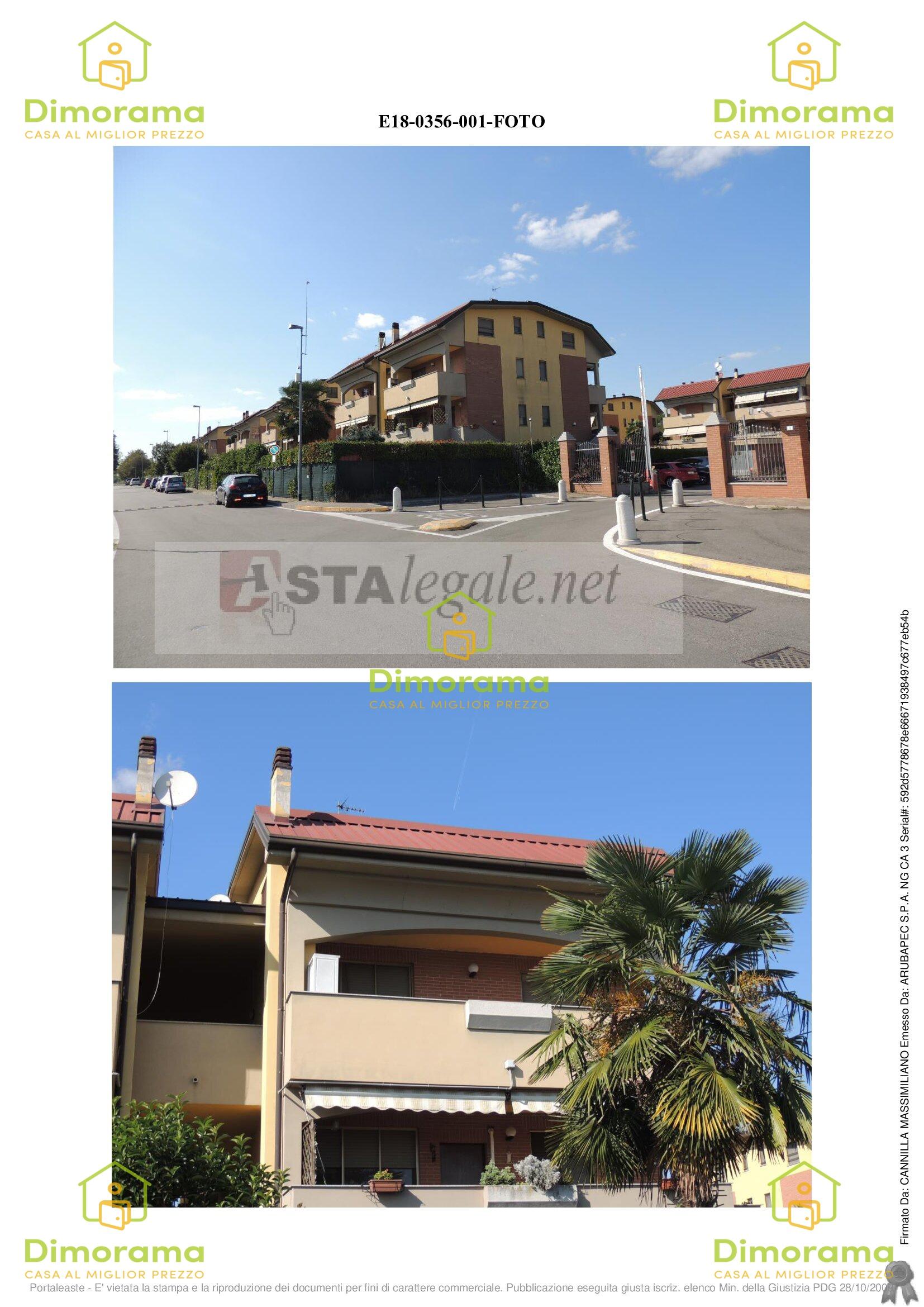 Appartamento in vendita Rif. 10273717