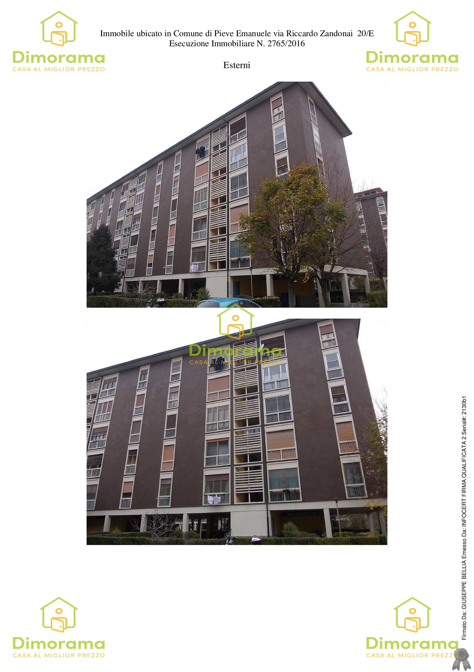 Appartamento in vendita Rif. 10286097