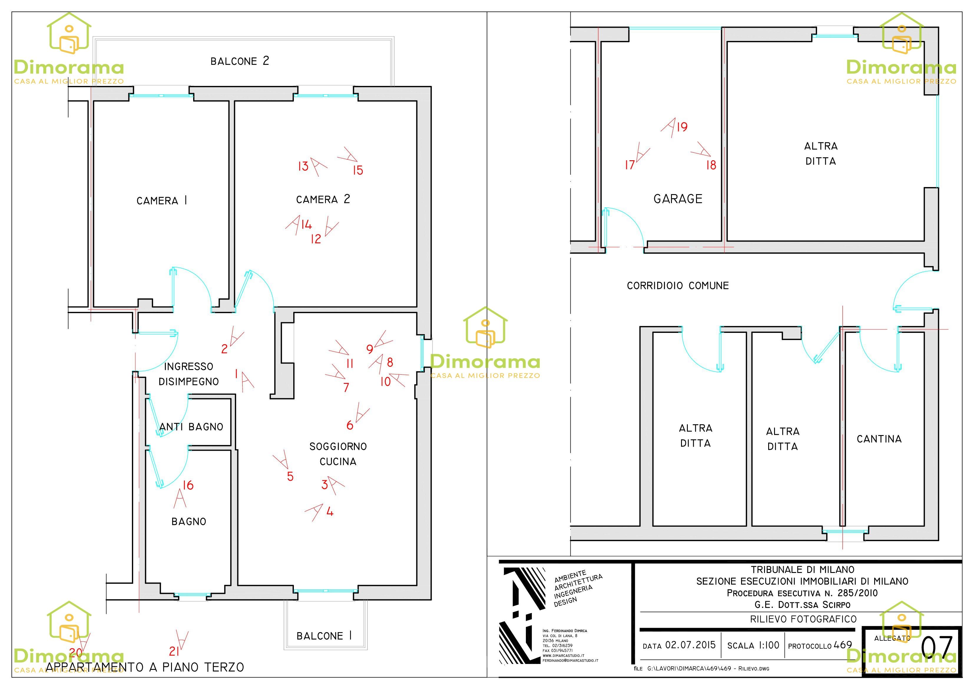 Appartamento in vendita Rif. 10311893