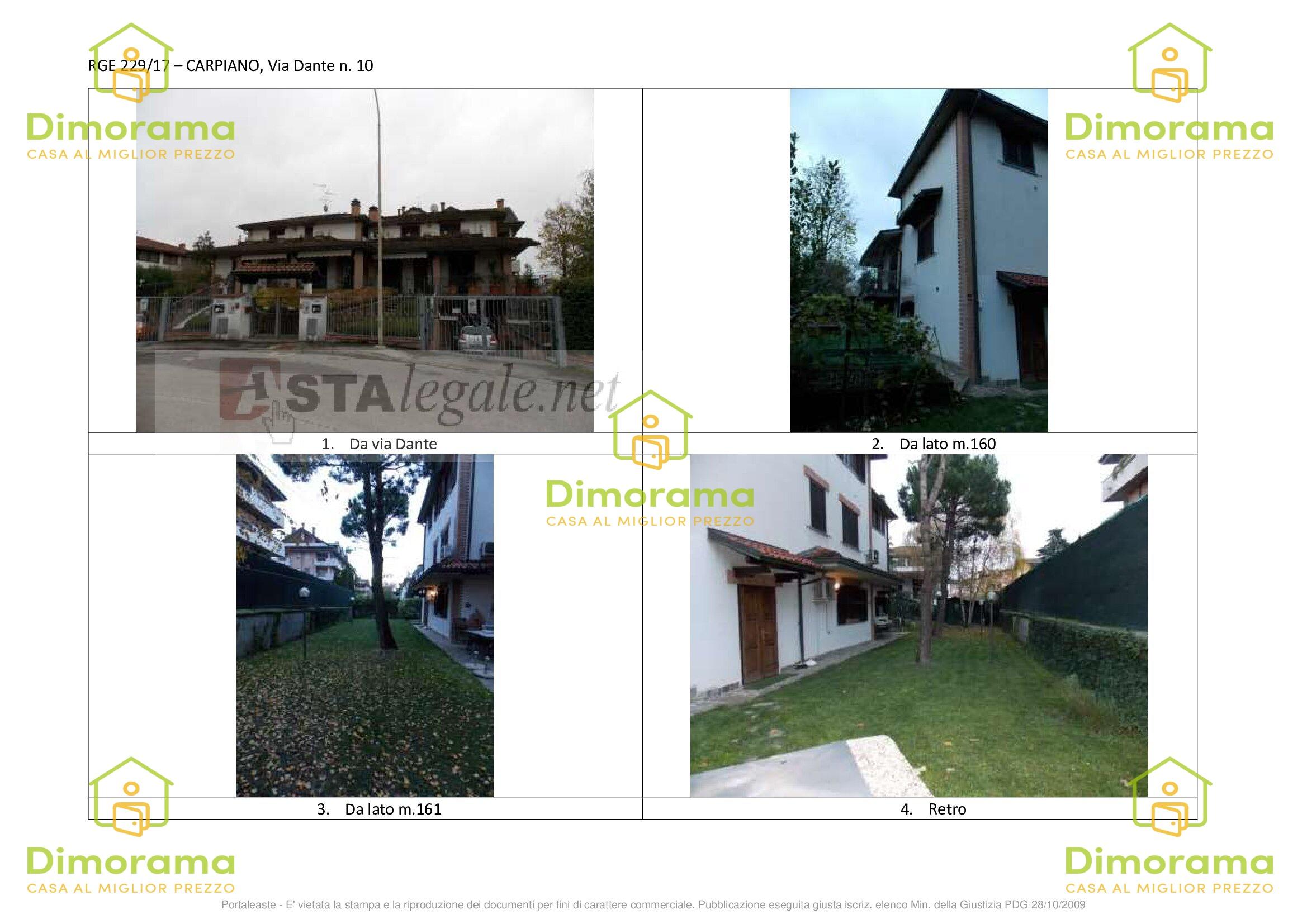 Villa in vendita Rif. 10324922