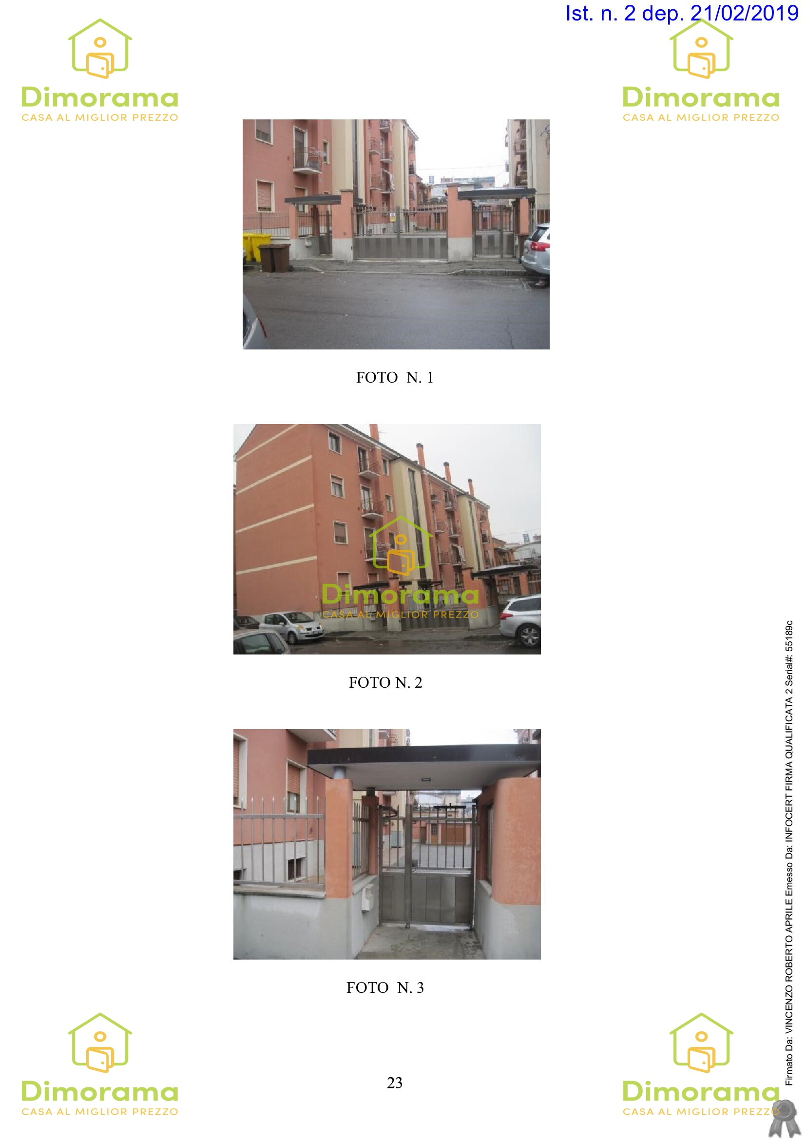 Appartamento in vendita Rif. 10386303